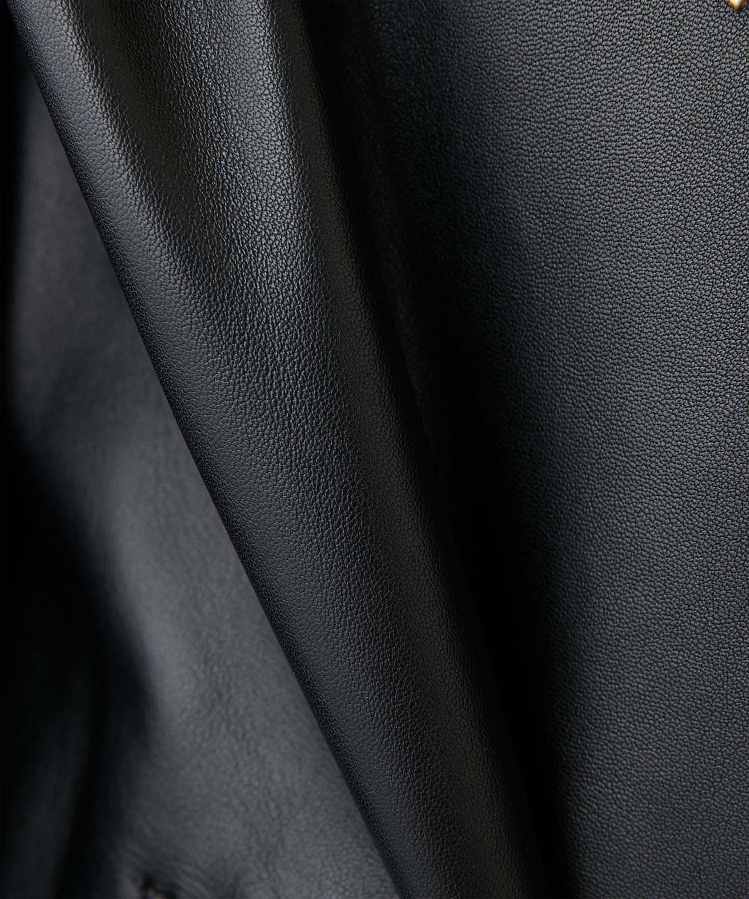 GALLARDAGALANTE(ガリャルダガランテ) 【Gelli】ライダースジャケット/別注