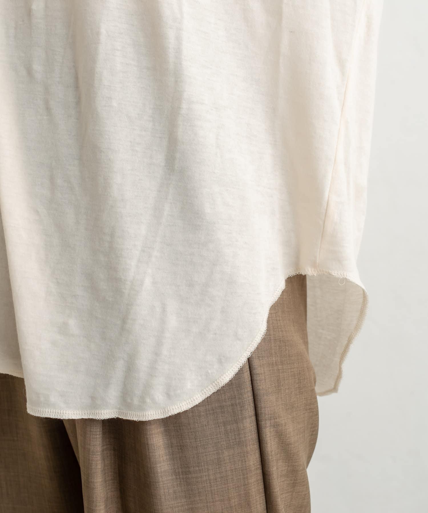 Omekashi(オメカシ) シアーラグランTシャツ