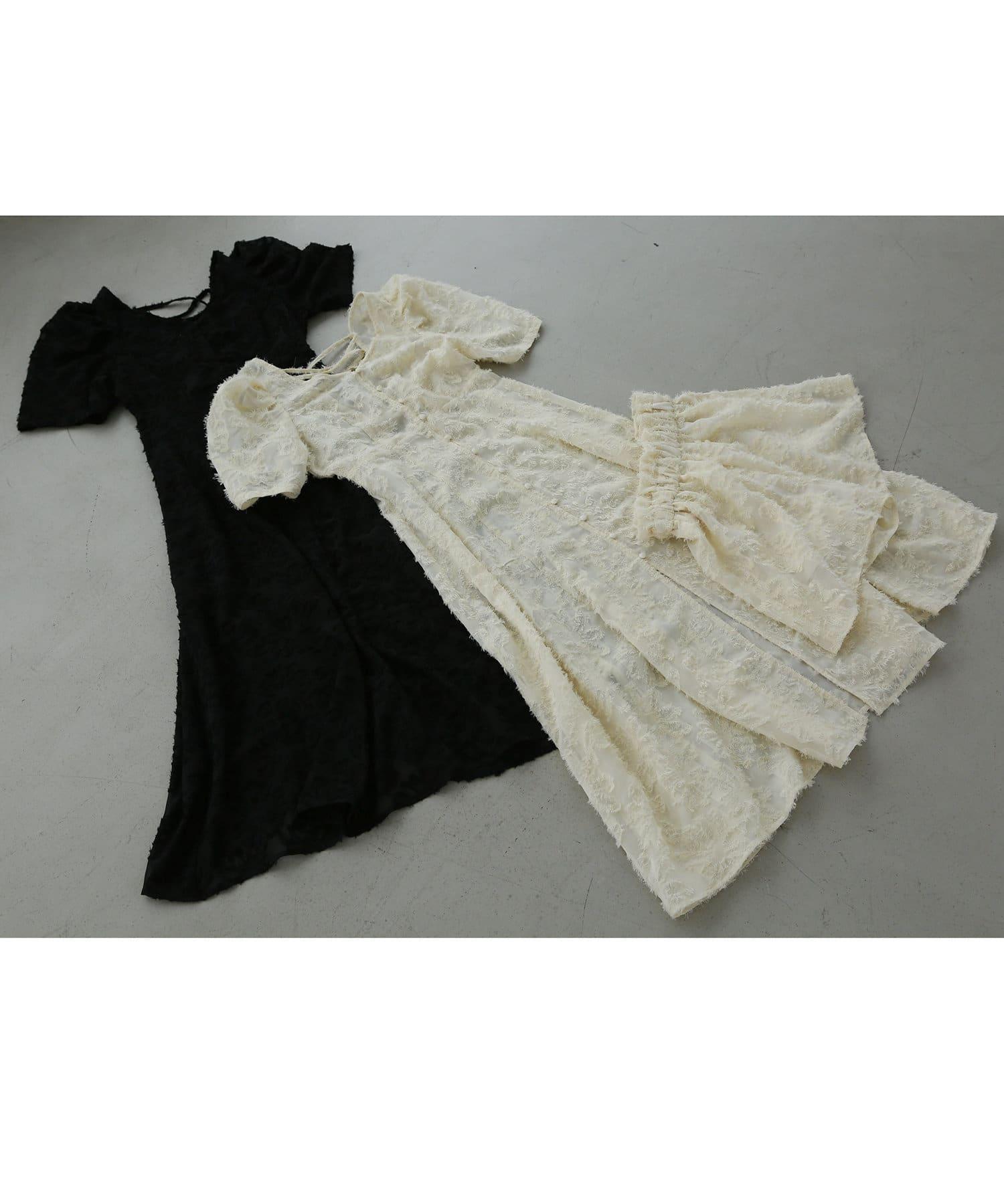 Seemi.by NICE CLAUP(シーミーバイナイスクラップ) サマードレス(ショートパンツセット)