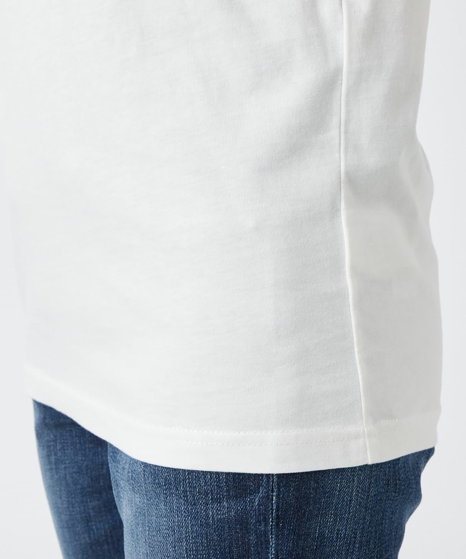 La boutique BonBon(ラブティックボンボン) 【洗える・レプティバジックス】Pourquoi pas? Tシャツ