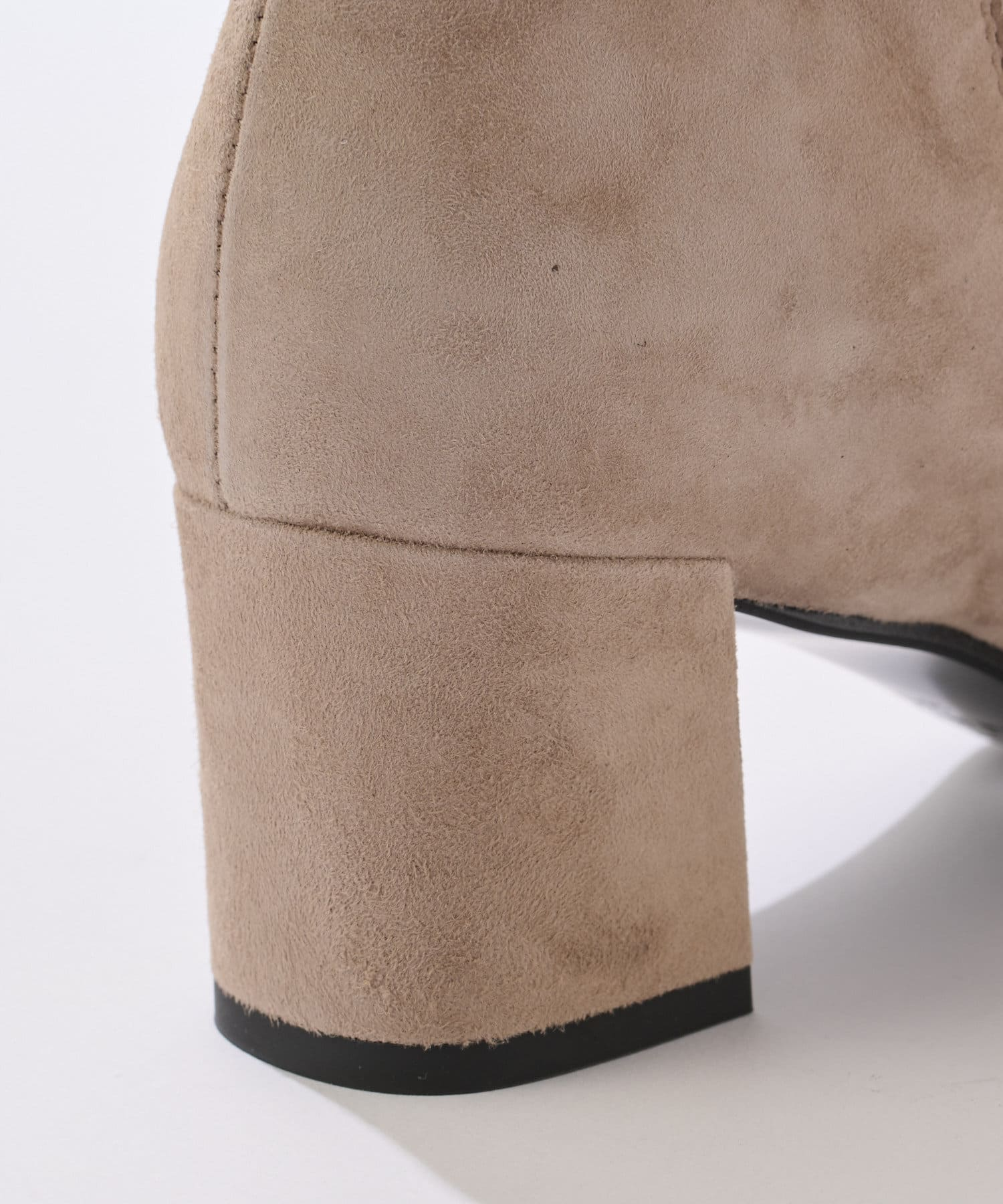 La boutique BonBon(ラブティックボンボン) 《予約》【FABIO RUSCONI】スエードショートブーツ