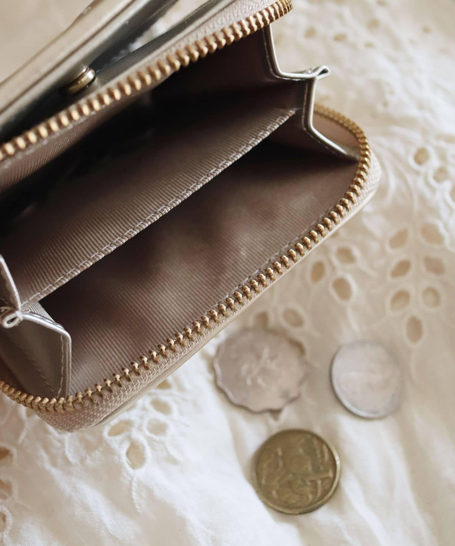 BIRTHDAY BAR(バースデイバー) スマイルキルティング 2つ折り財布