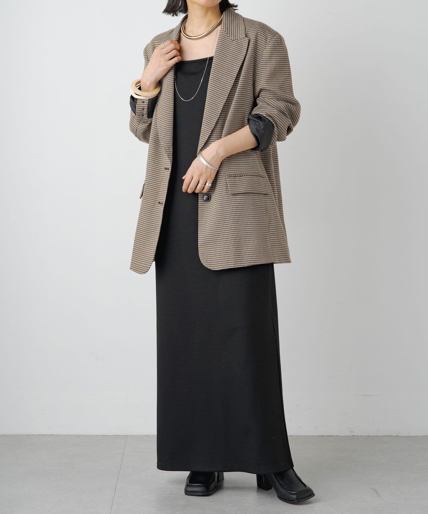 Omekashi(オメカシ) Önf(オンフ) キャミソールワンピース