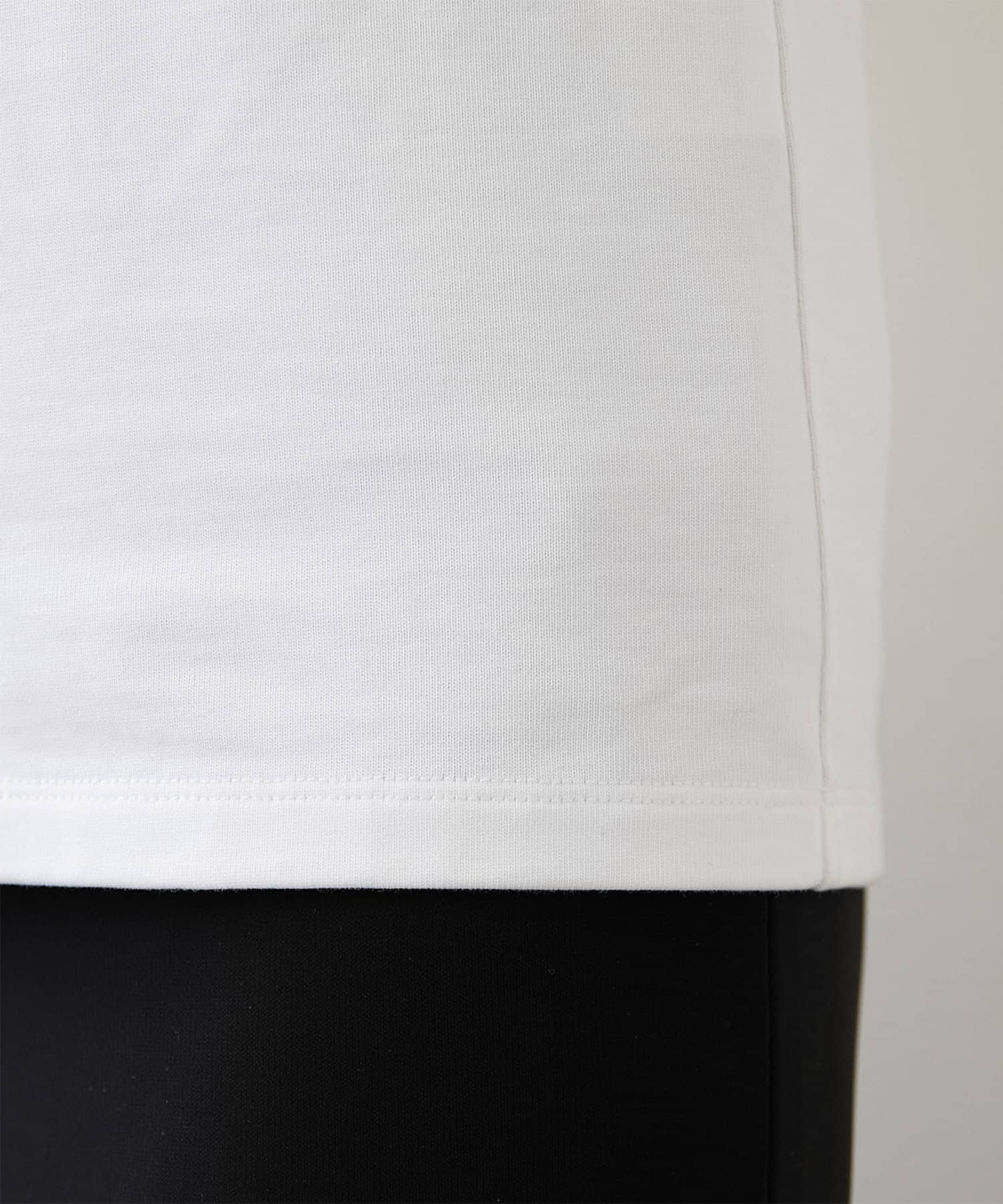 Whim Gazette(ウィム ガゼット) 【長谷川京子さんコラボ】テンジクパックTee