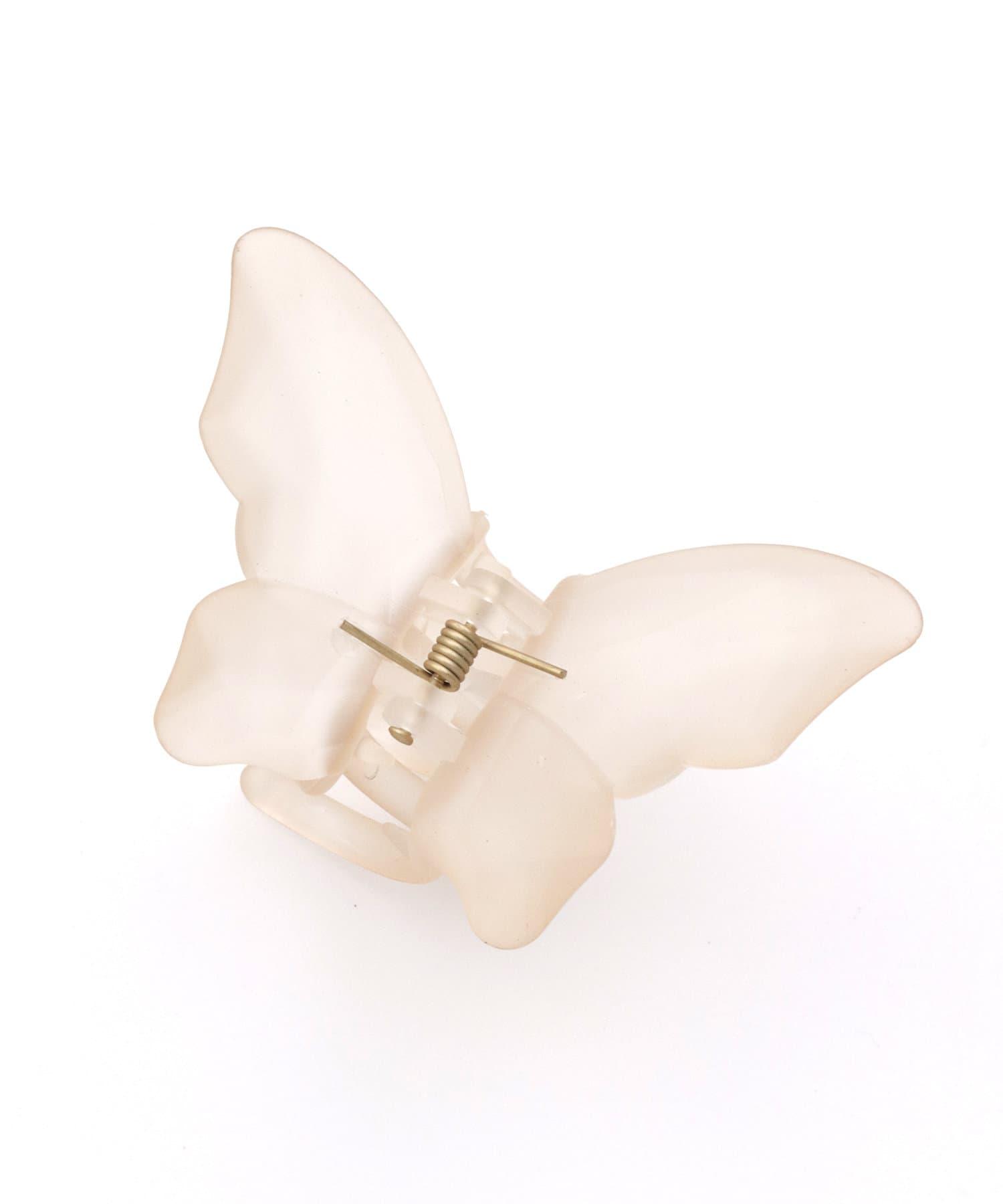 ASOKO(アソコ) 《蝶々がかわいい!》バタフライヘアクリップ