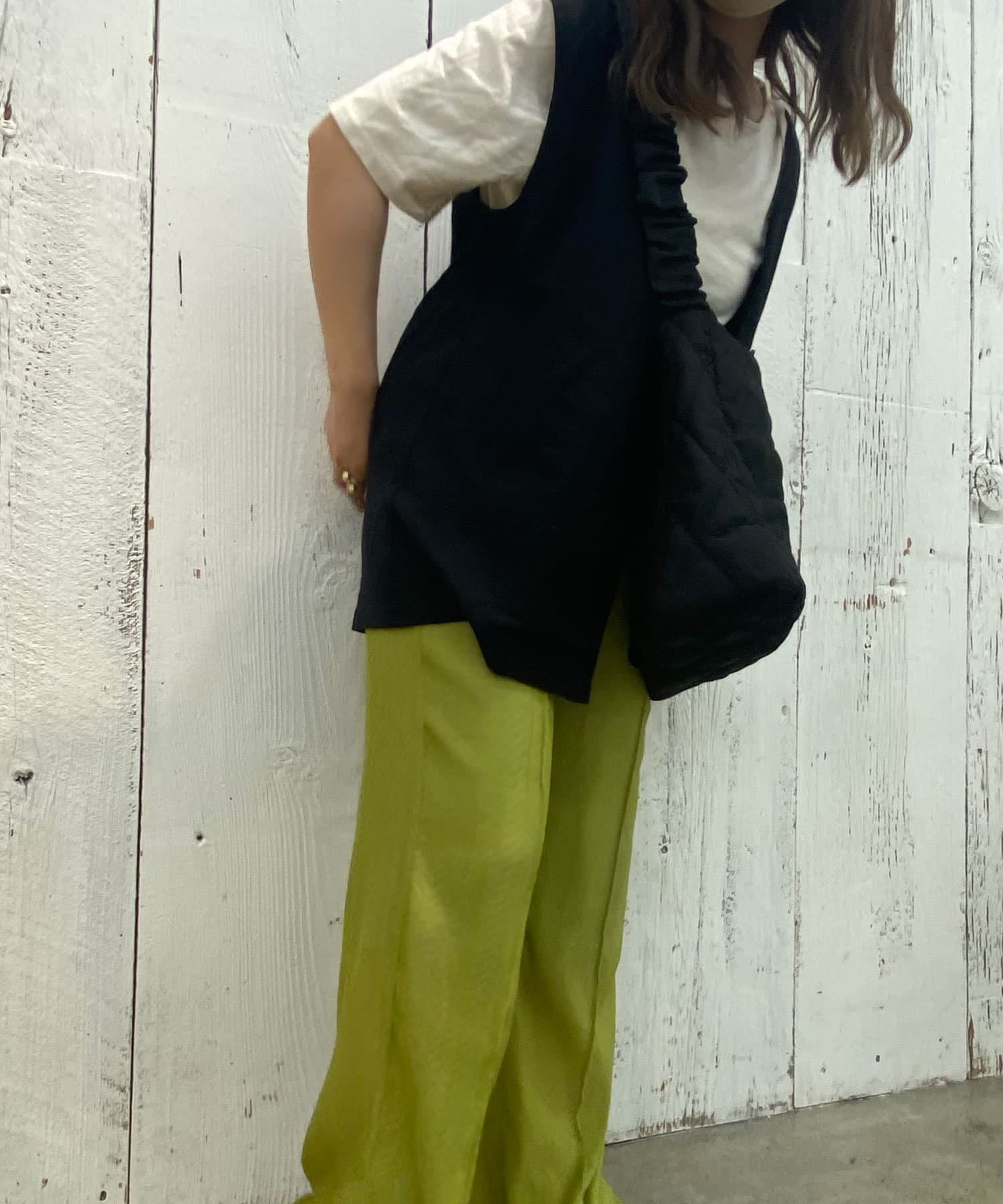 Lattice(ラティス) くしゅくしゅバッグ【着用動画有り】