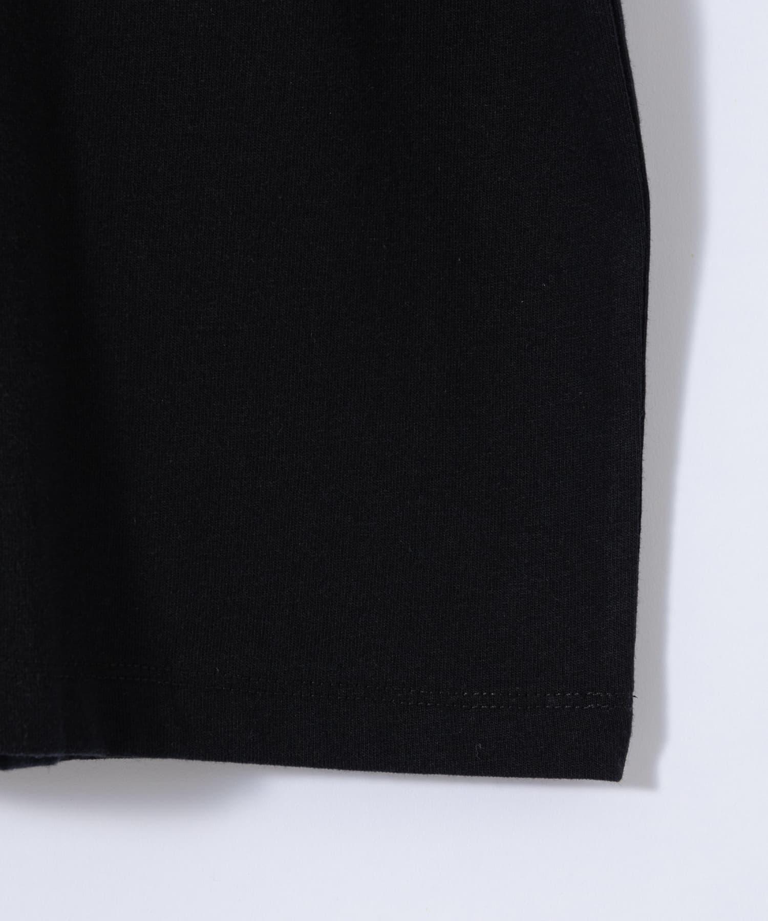 CIAOPANIC(チャオパニック) 【U.S. POLO ASSN. /ユーエスポロアッスン】別注ワンポイント刺繍ロンT
