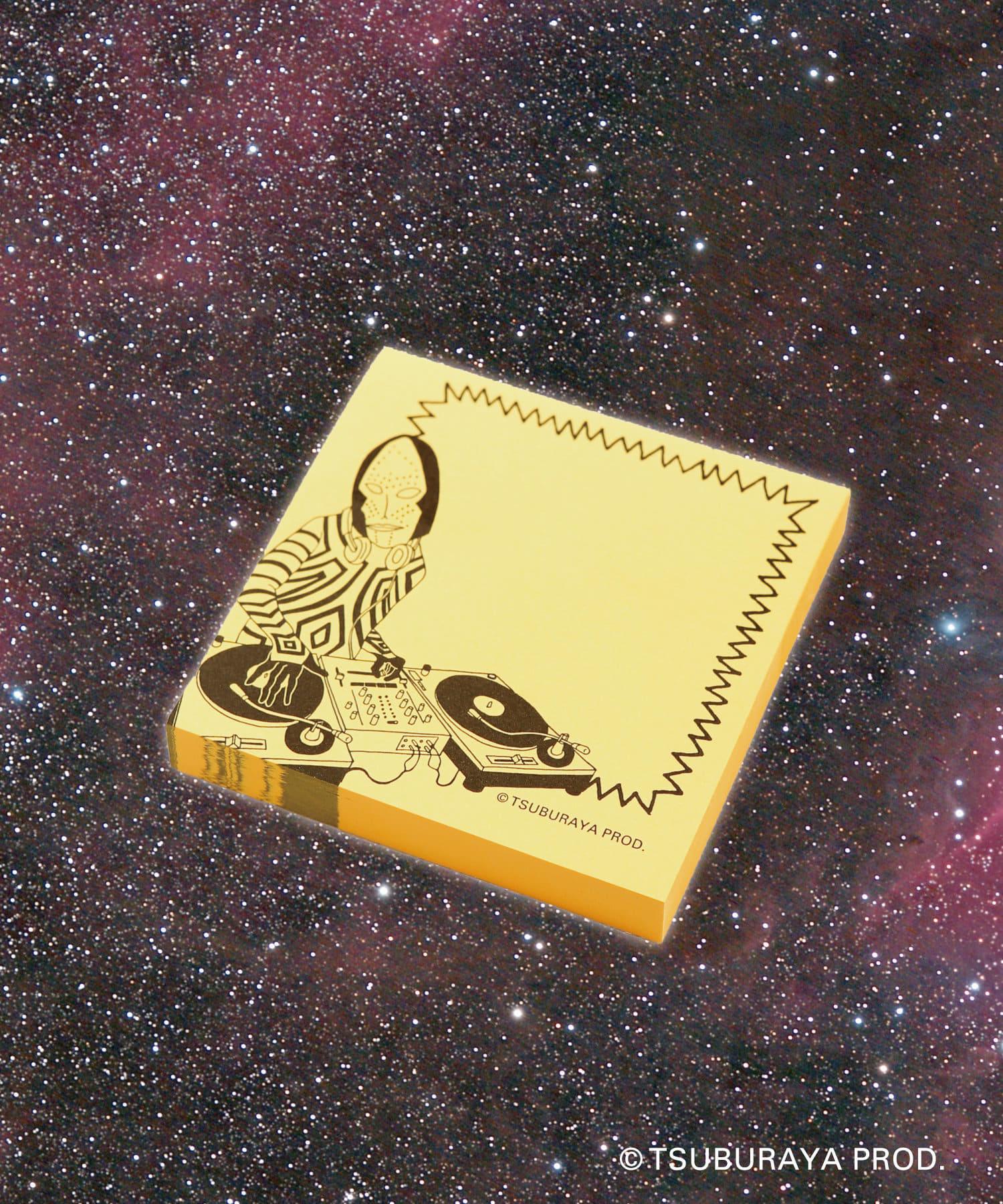3COINS(スリーコインズ) 【ASOKO】【ウルトラマンシリーズ】ふせん