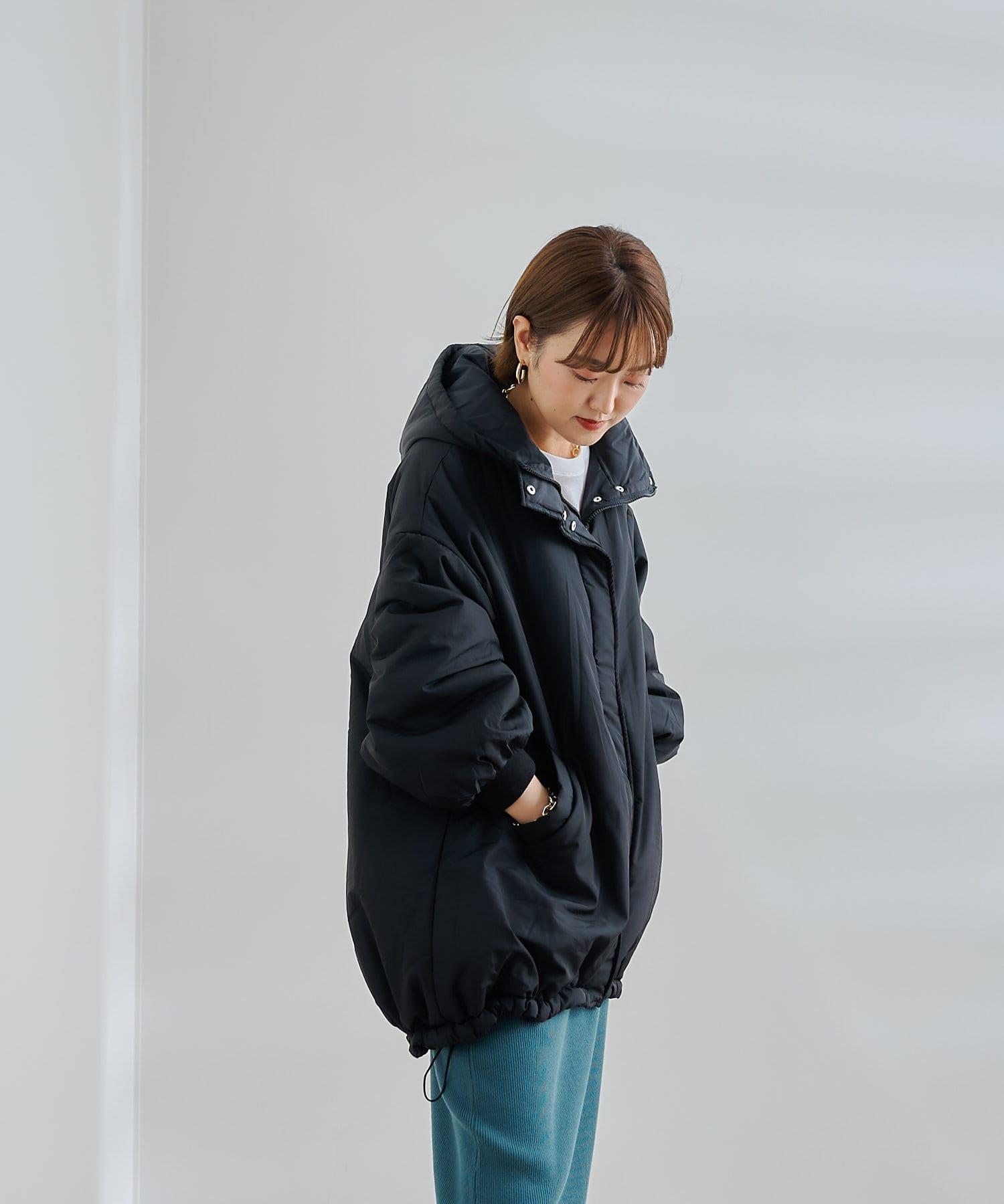 DOUDOU(ドゥドゥ) 【WEB限定】中綿モンスターパーカー