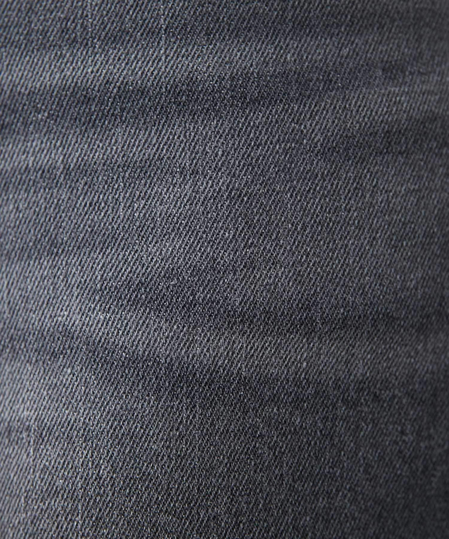 BONbazaar(ボンバザール) オリジナルセミフレアデニム