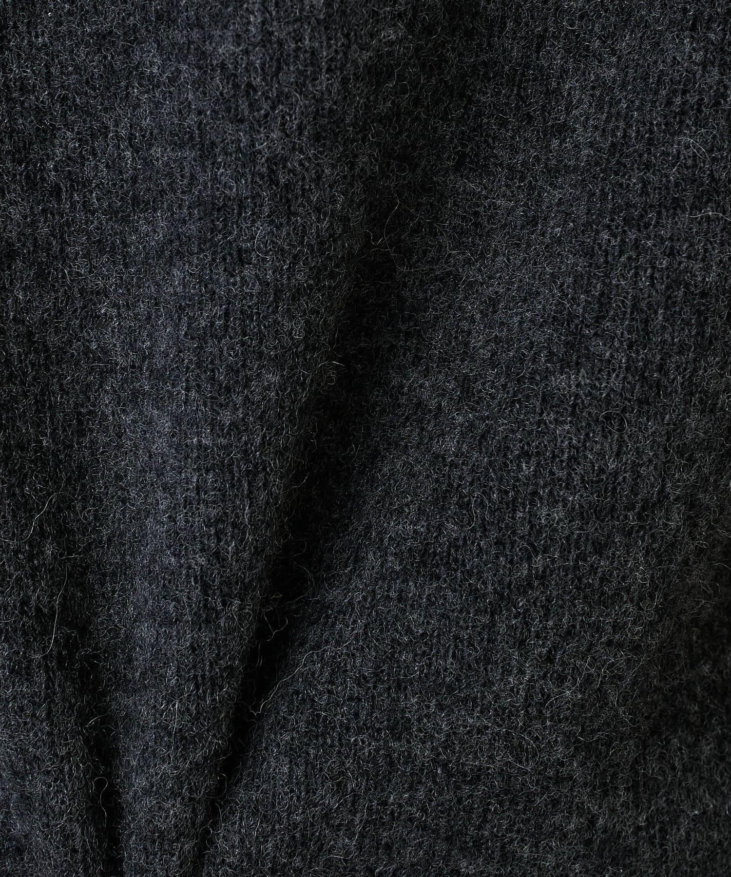 GALLARDAGALANTE(ガリャルダガランテ) 【Drawing Numbers】接結ルーズタートルニット