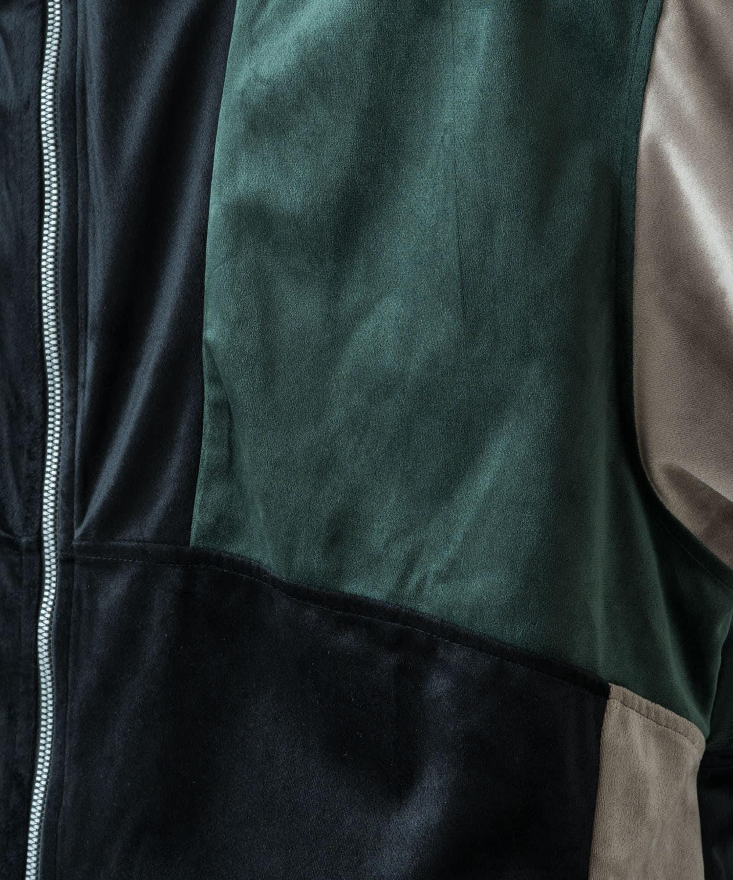 Lui's(ルイス) ベロアトラックジャケット