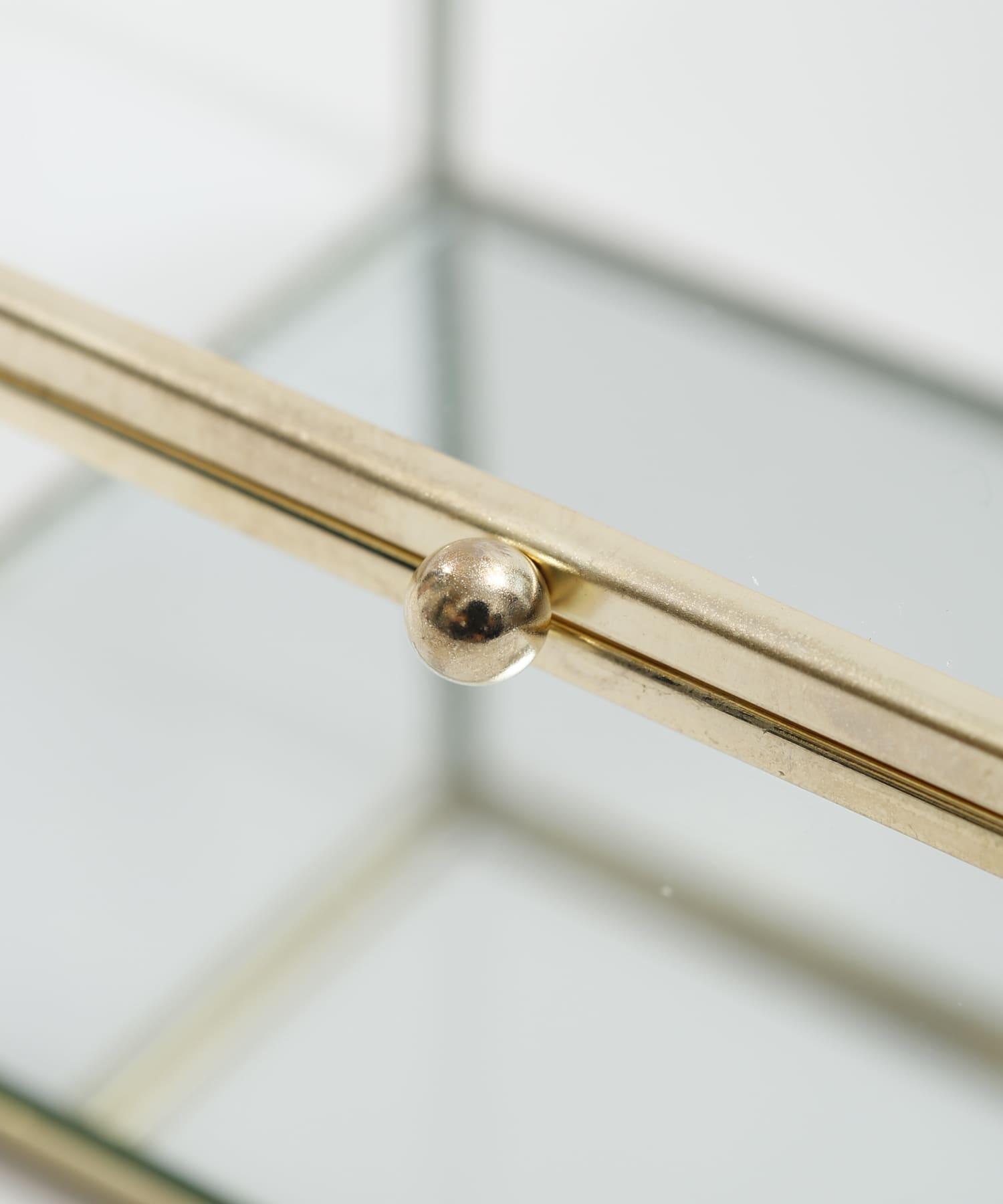 3COINS(スリーコインズ) フタ付きガラスケース