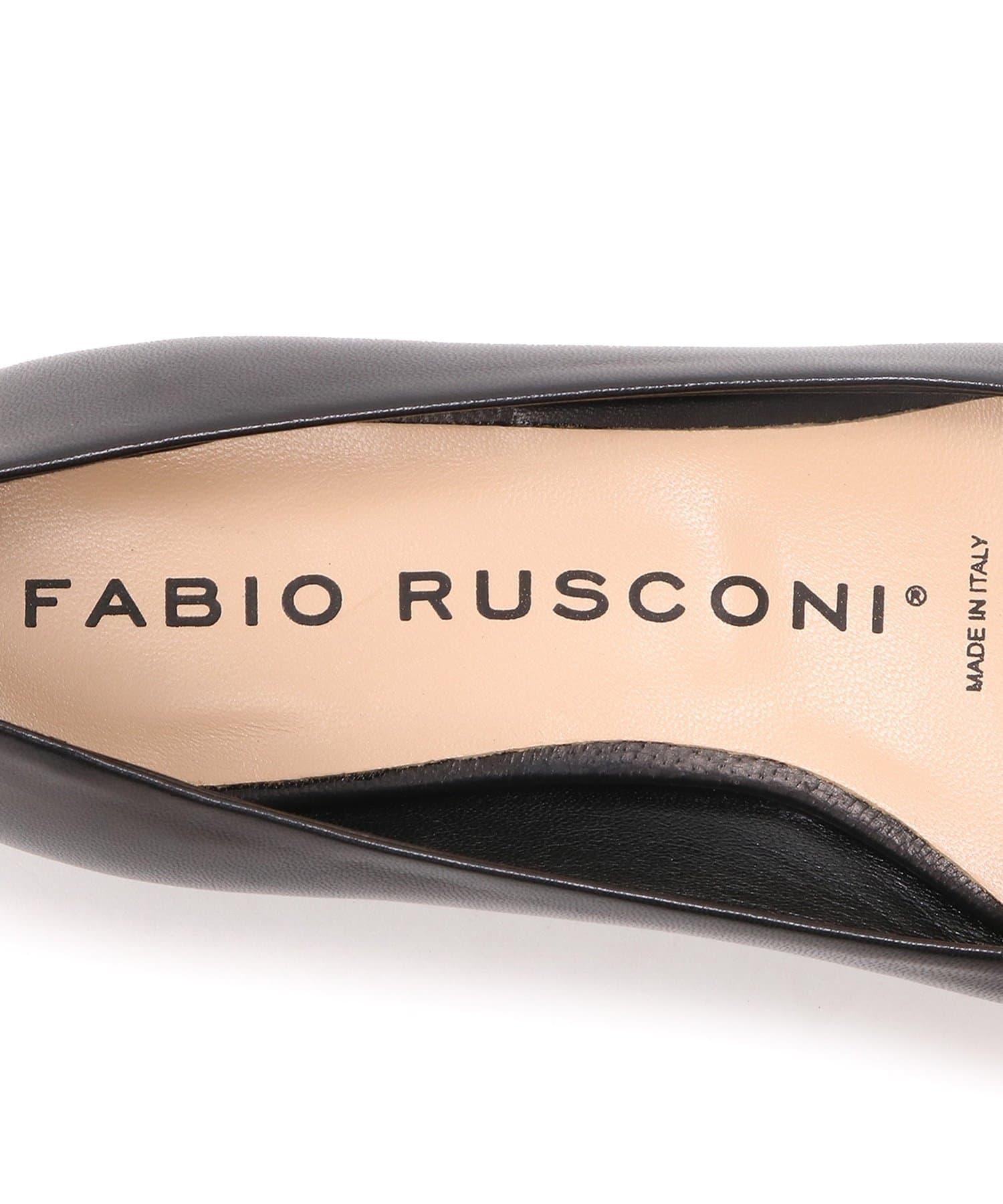 Loungedress(ラウンジドレス) 【FABIO RUSCONI/ファビオ ルスコーニ】ポインテッドパンプス