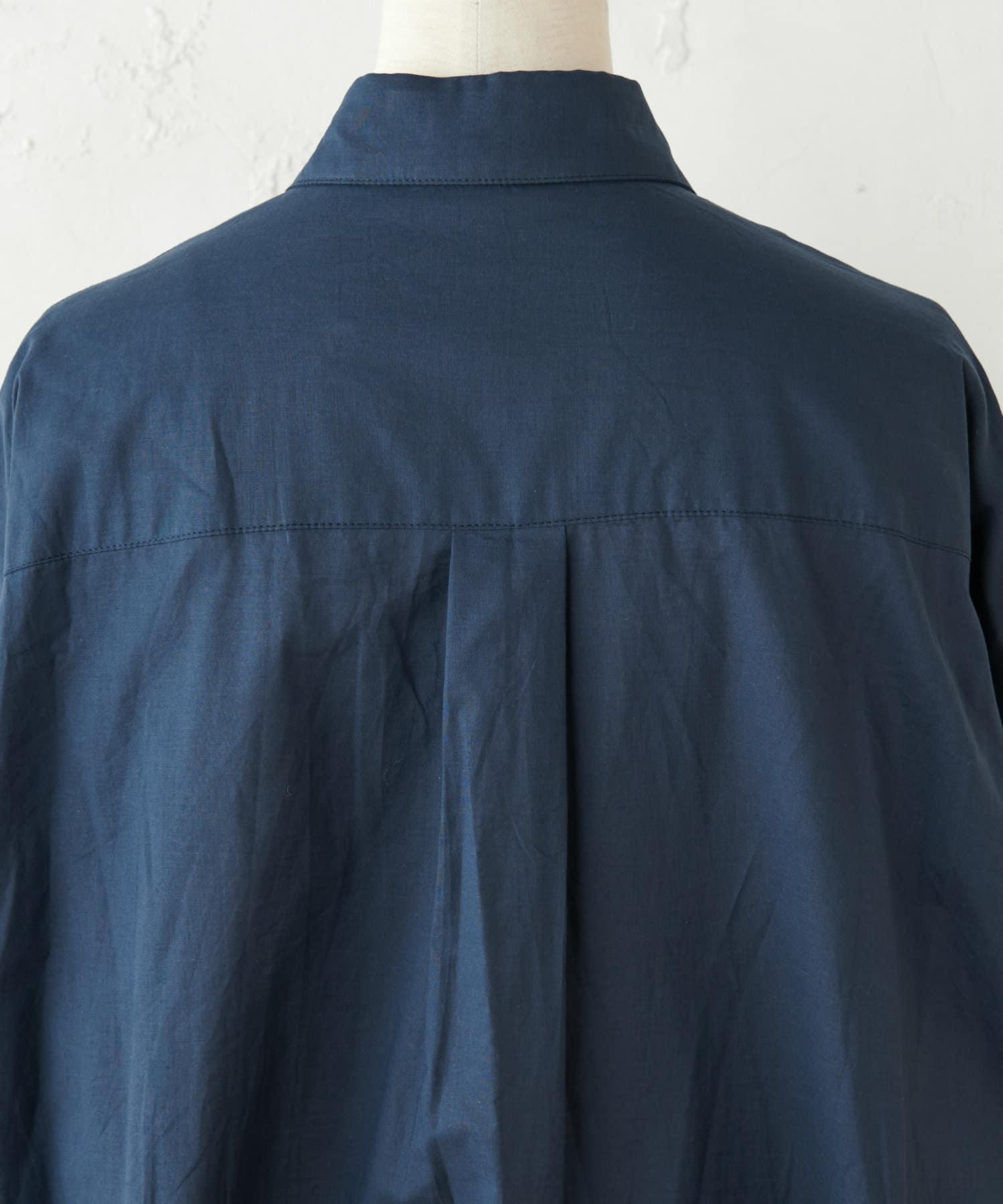 BEARDSLEY(ビアズリー) 後ろふっくらシャツ