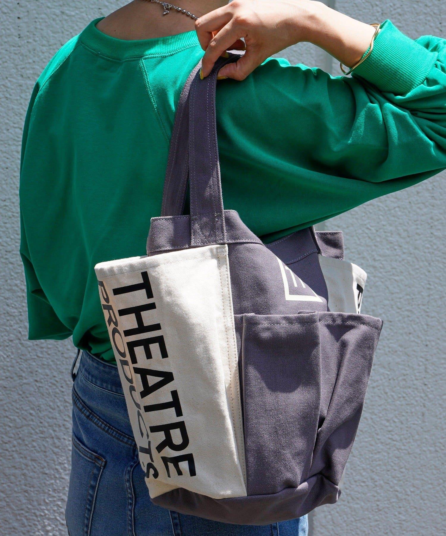 CIAOPANIC TYPY(チャオパニックティピー) 【WEB限定】【THEATRE PRODUCTS】別注ガーデンバッグS