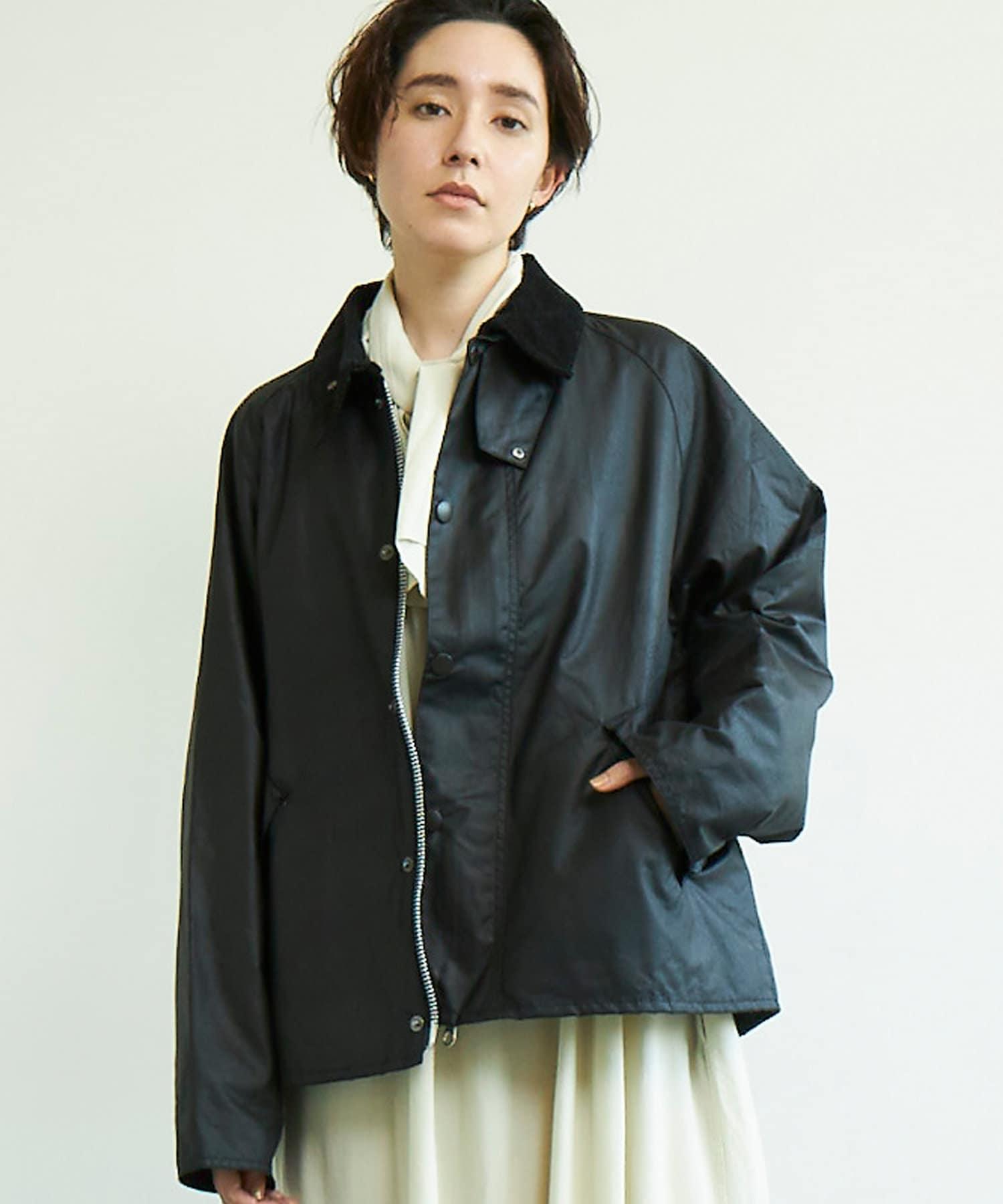 GALLARDAGALANTE(ガリャルダガランテ) 【Barbour】トランスポートワックスジャケット