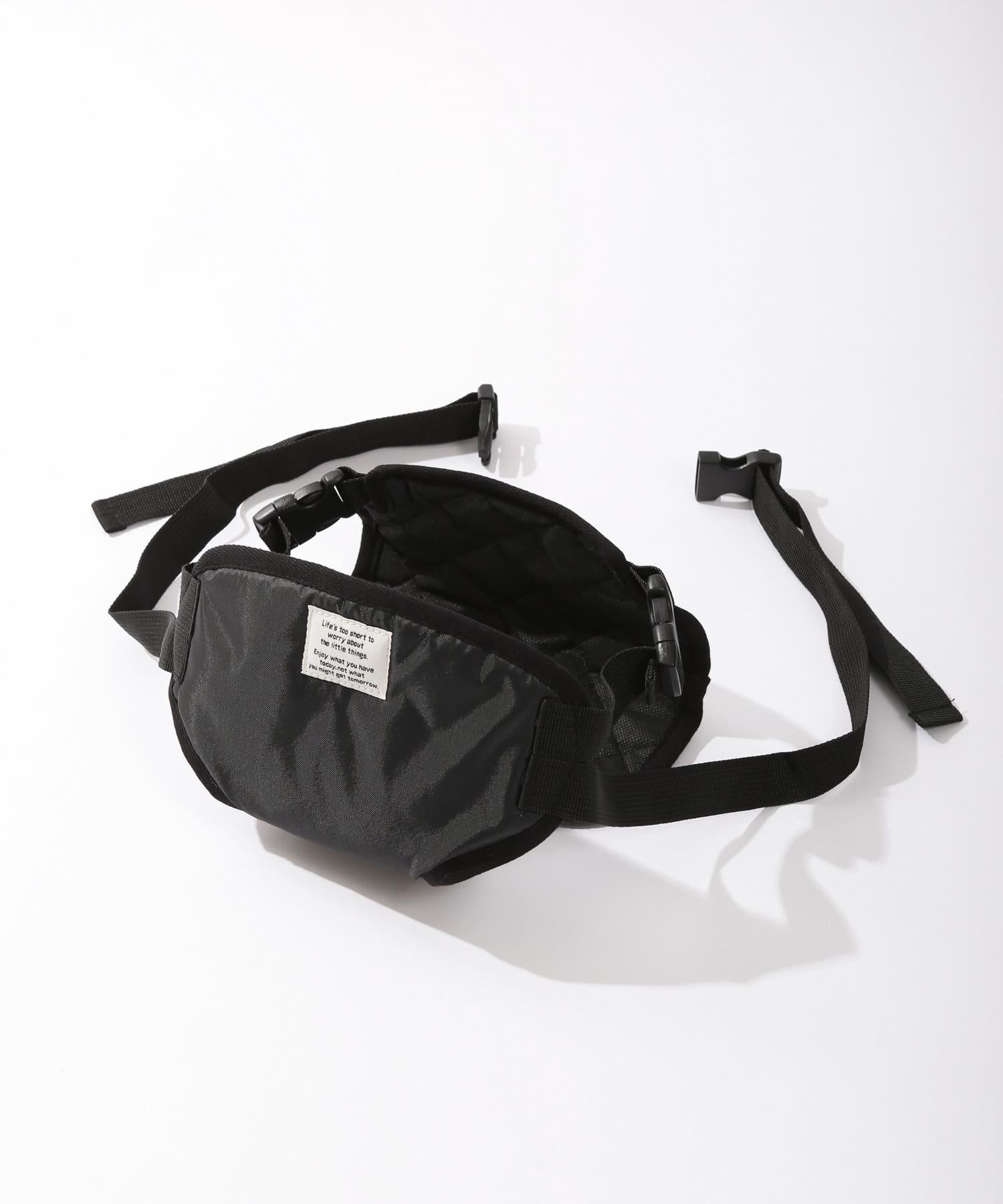 3COINS(スリーコインズ) ライフスタイル 【子育て便利グッズ】チェアベルト ブラック