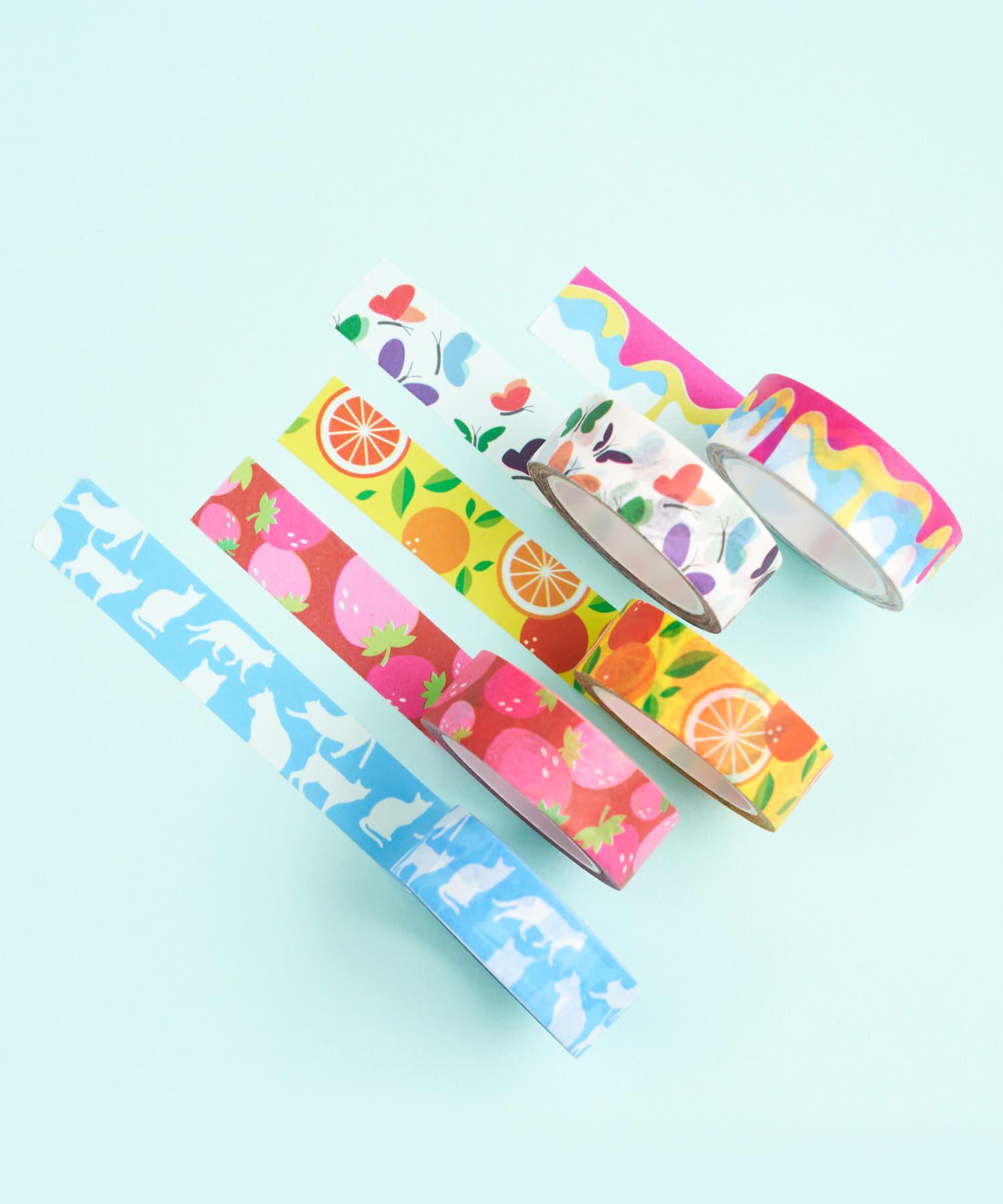 ASOKO(アソコ) 【WEB限定セット】マスキングテープ5個セット