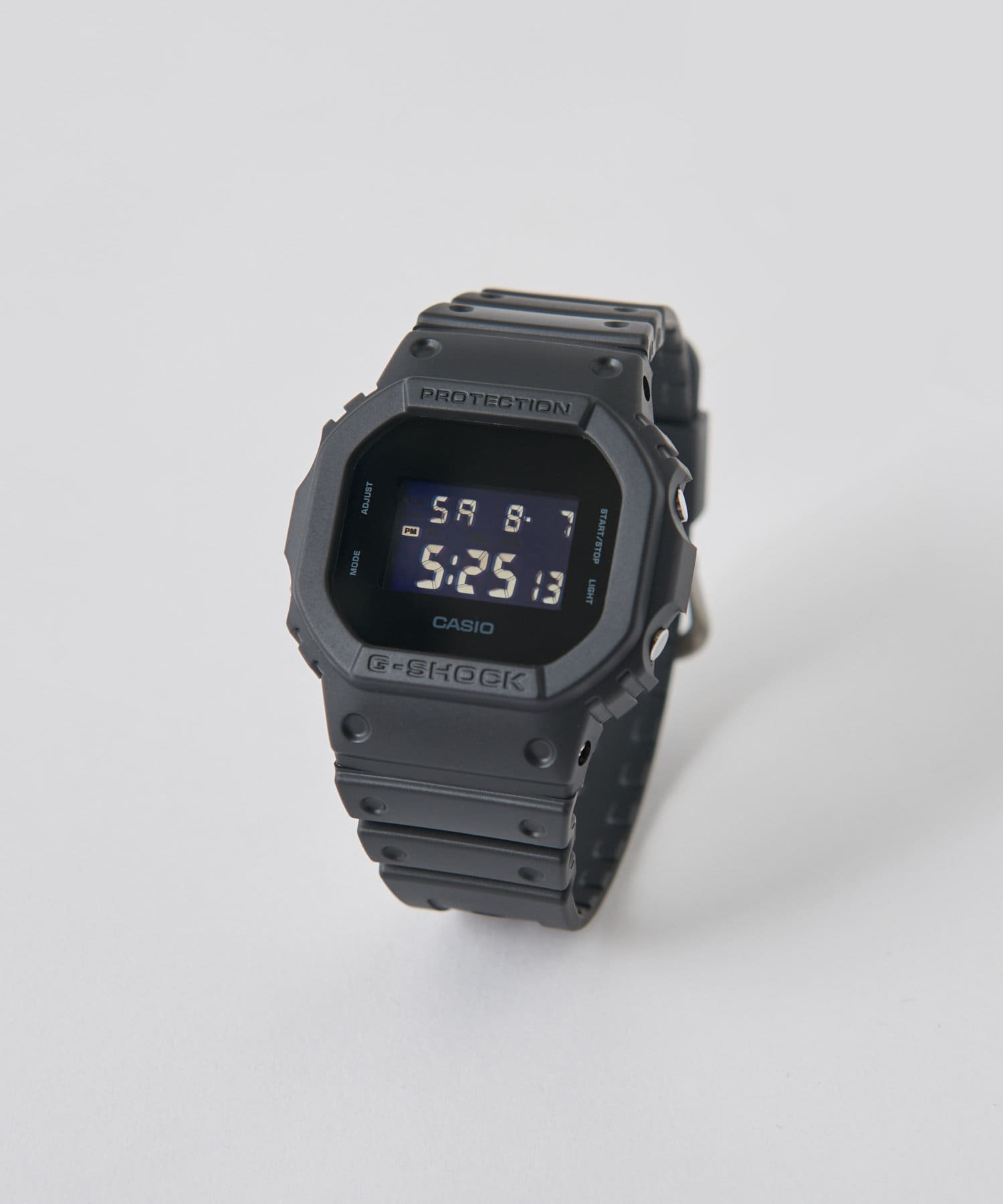 CIAOPANIC(チャオパニック) メンズ 【G-SHOCK/ジーショック】DW-5600BB-1 JF ブラック