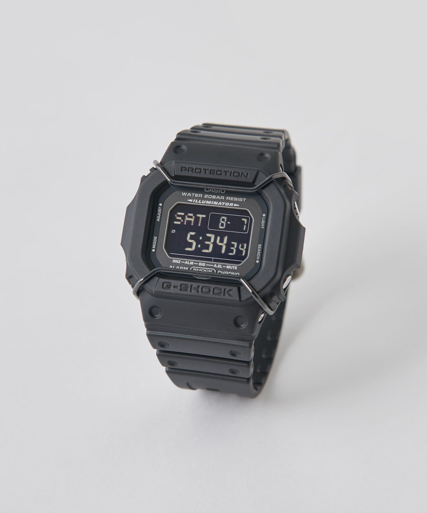 CIAOPANIC(チャオパニック) メンズ 【G-SHOCK/ジーショック】DW-D5600P-1 JF ブラック