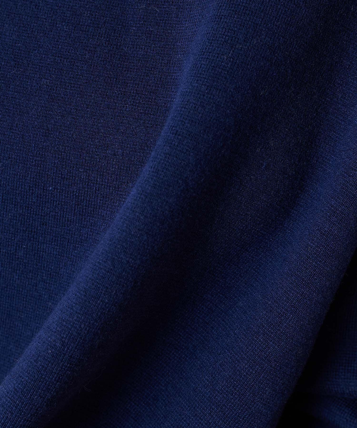 COLLAGE GALLARDAGALANTE(コラージュ ガリャルダガランテ) WEB限定のブルー大人気!☆オーバーシルエットミラノリブニット