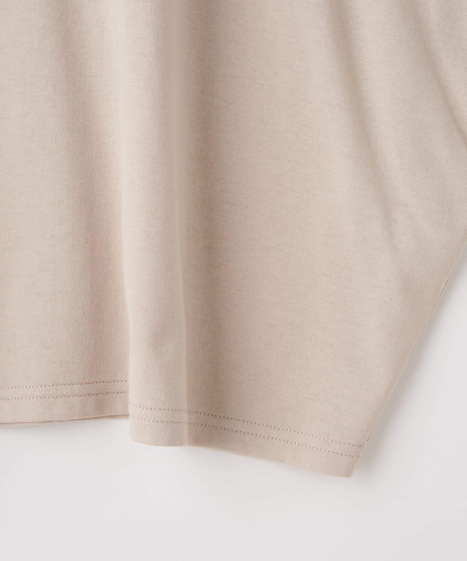 OLIVE des OLIVE OUTLET(オリーブ・デ・オリーブ アウトレット) カレッジドルマンTシャツ
