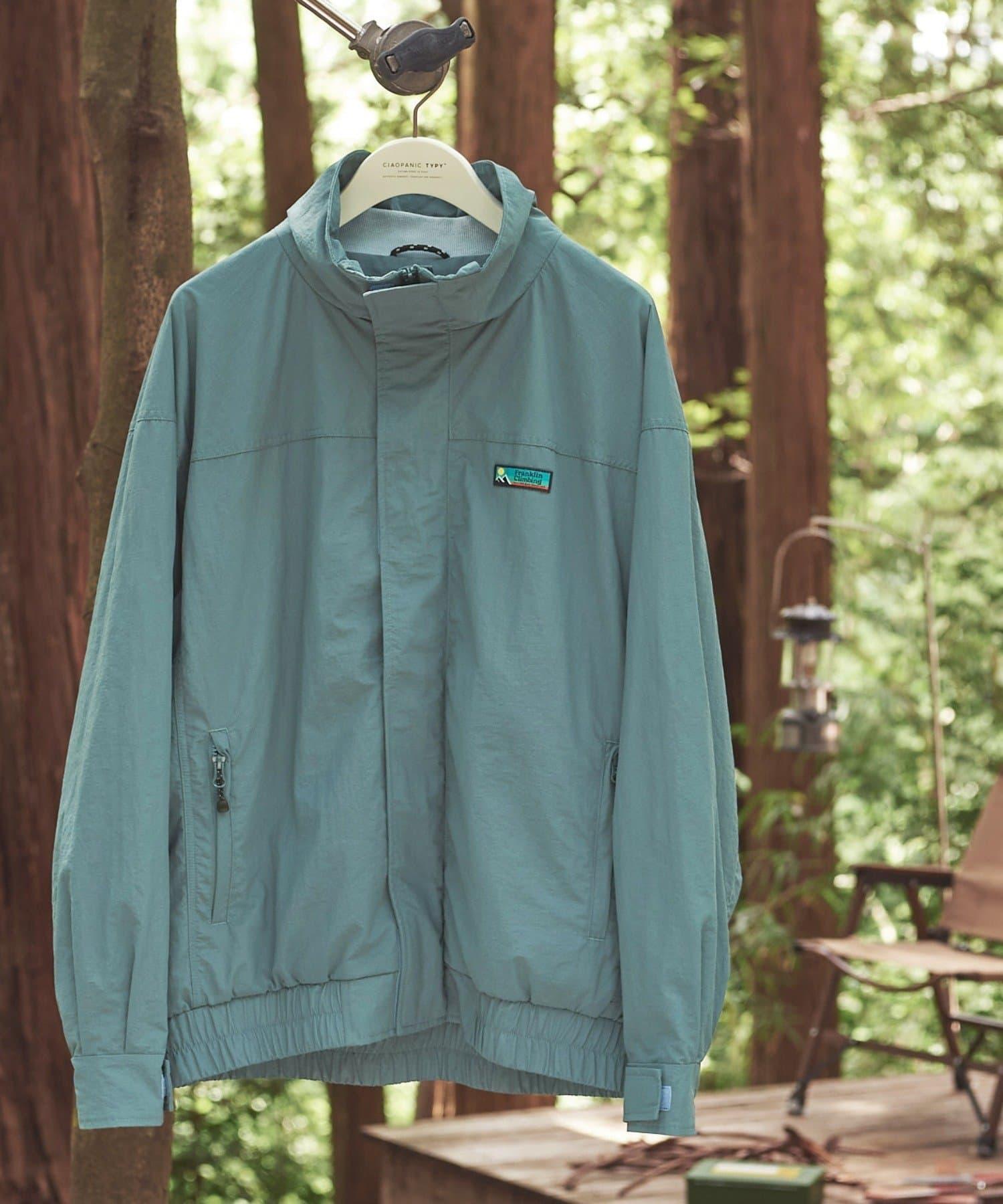 CIAOPANIC TYPY(チャオパニックティピー) 【Franklin Climbing】スタンドジャケット