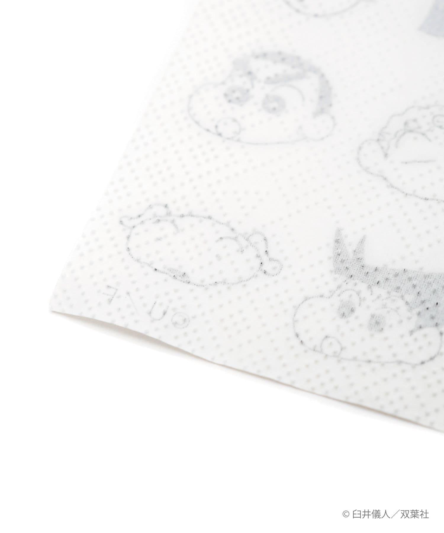 3COINS(スリーコインズ) 【ASOKO】【クレヨンしんちゃん】ペーパーナプキン