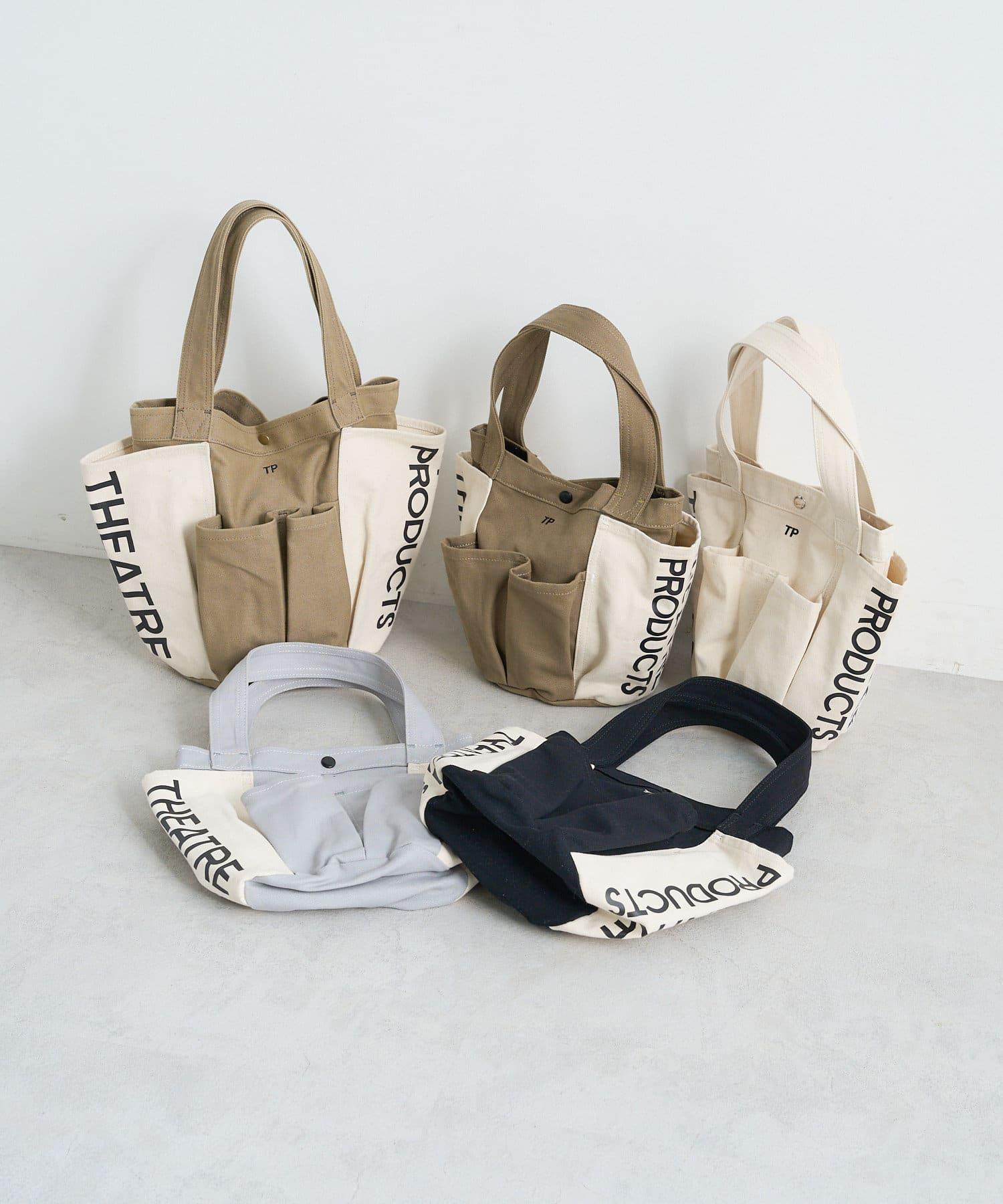 pual ce cin(ピュアルセシン) 【WEB限定】THEATRE PRODUCTS ガーデンバッグS