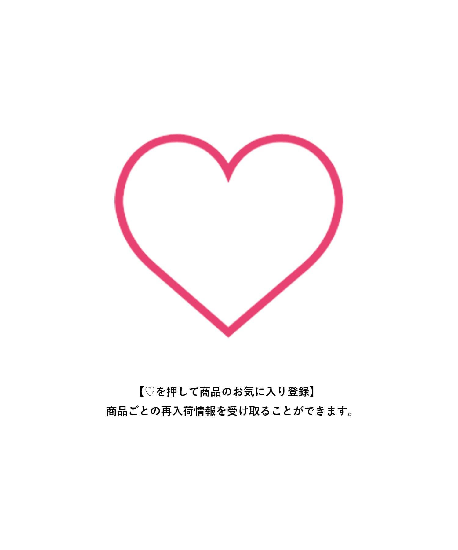 COLLAGE GALLARDAGALANTE(コラージュ ガリャルダガランテ) 【PAPILLONNER/パピヨネ】ハートイヤリング
