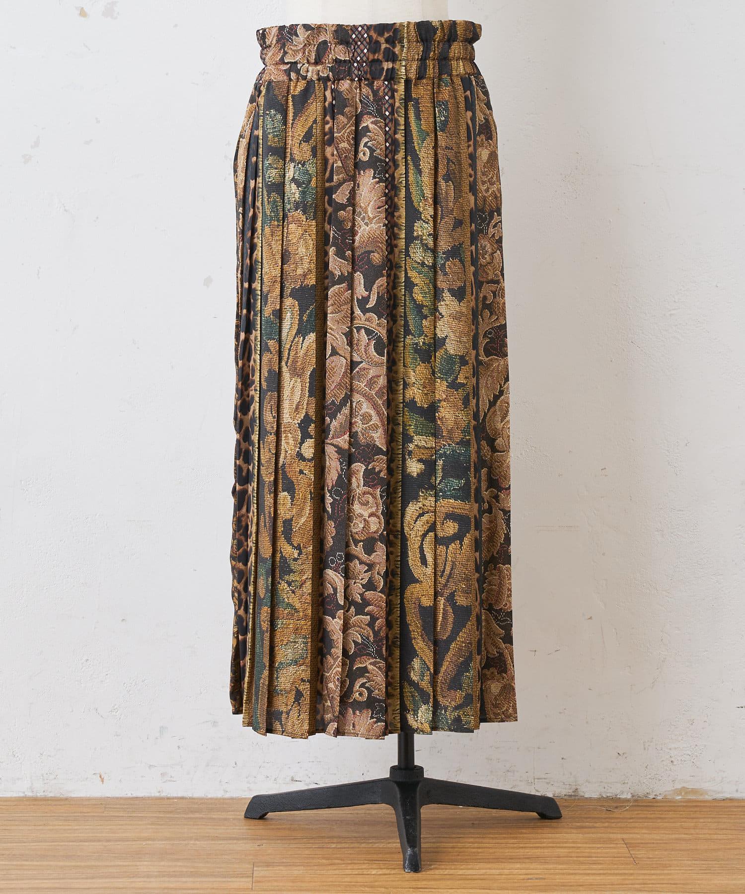 BEARDSLEY(ビアズリー) 《Pierre-Louis Mascia》プリーツスカート