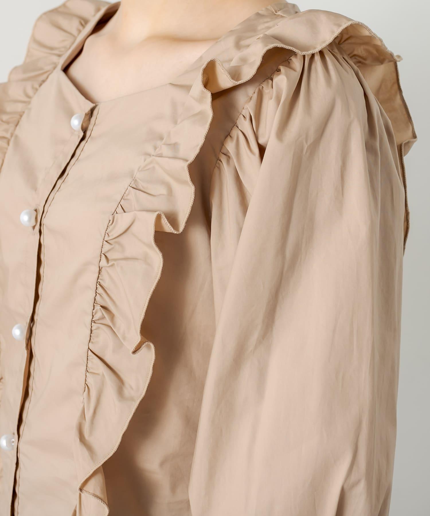 OLIVE des OLIVE(オリーブ デ オリーブ) 天使の7分袖ブラウス