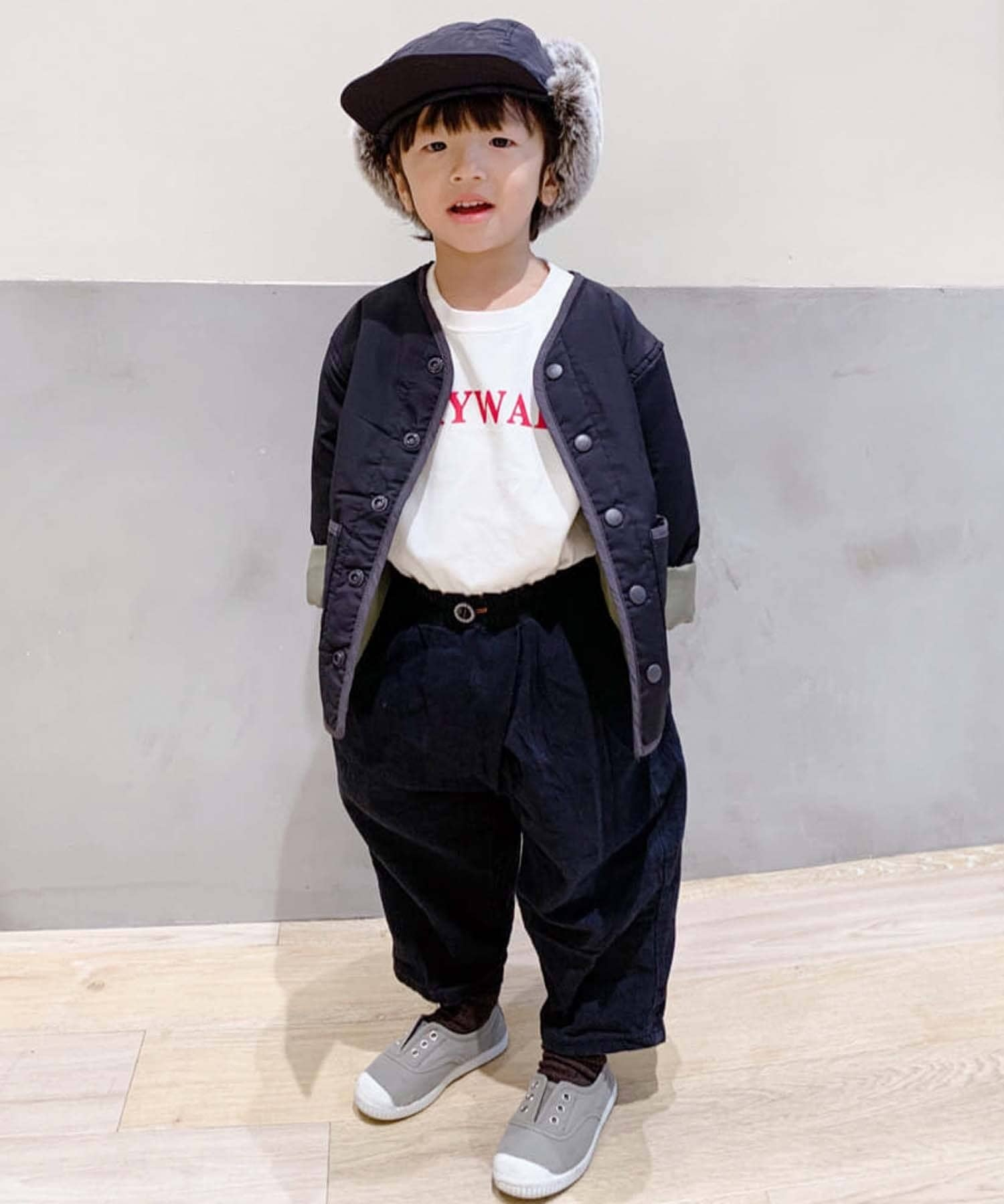 CIAOPANIC TYPY(チャオパニックティピー) 【KIDS】OSORO AIRTECHウォッシャブルアウター