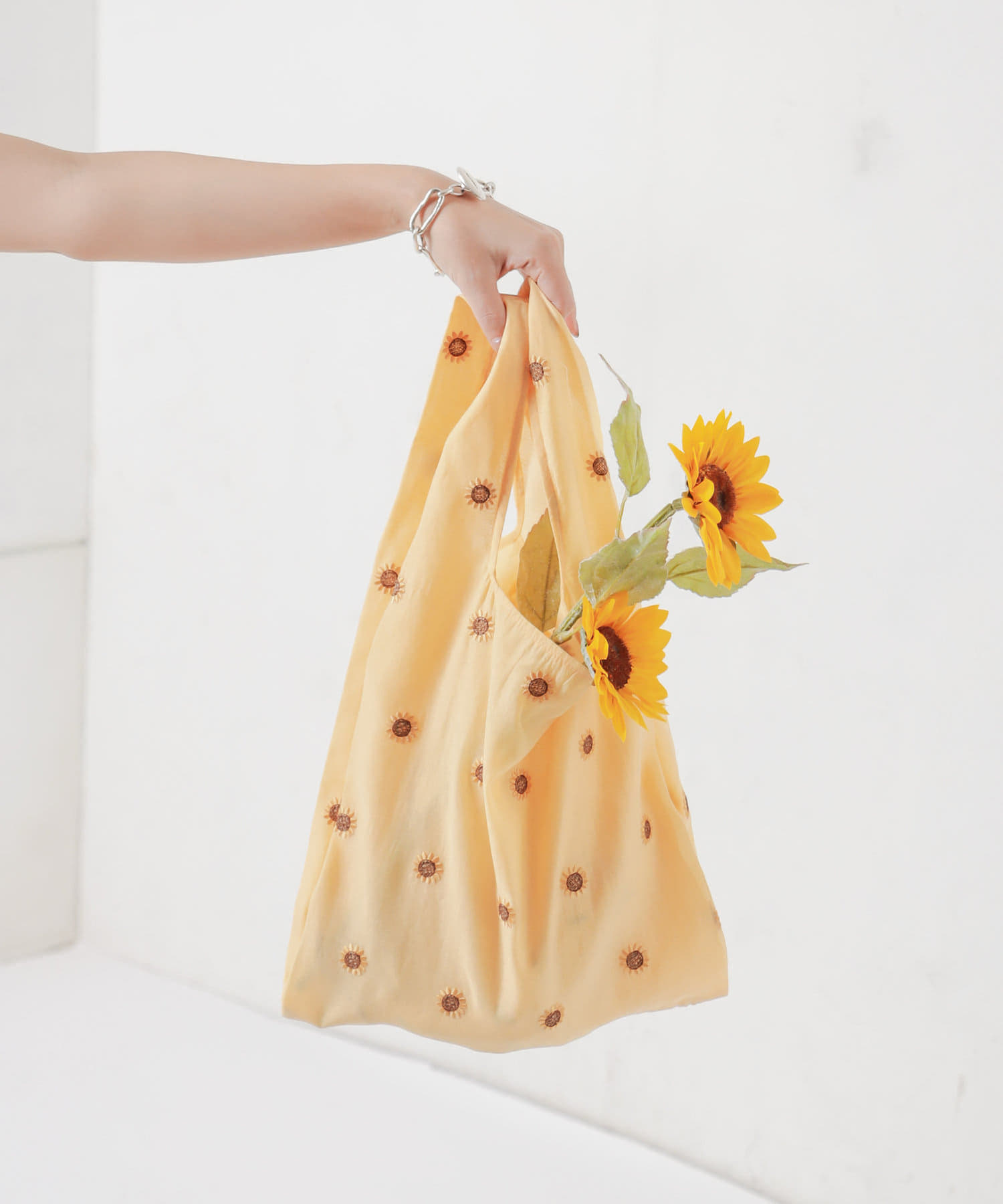 natural couture(ナチュラルクチュール) 12カ月誕生花エコバッグ(7月~12月)