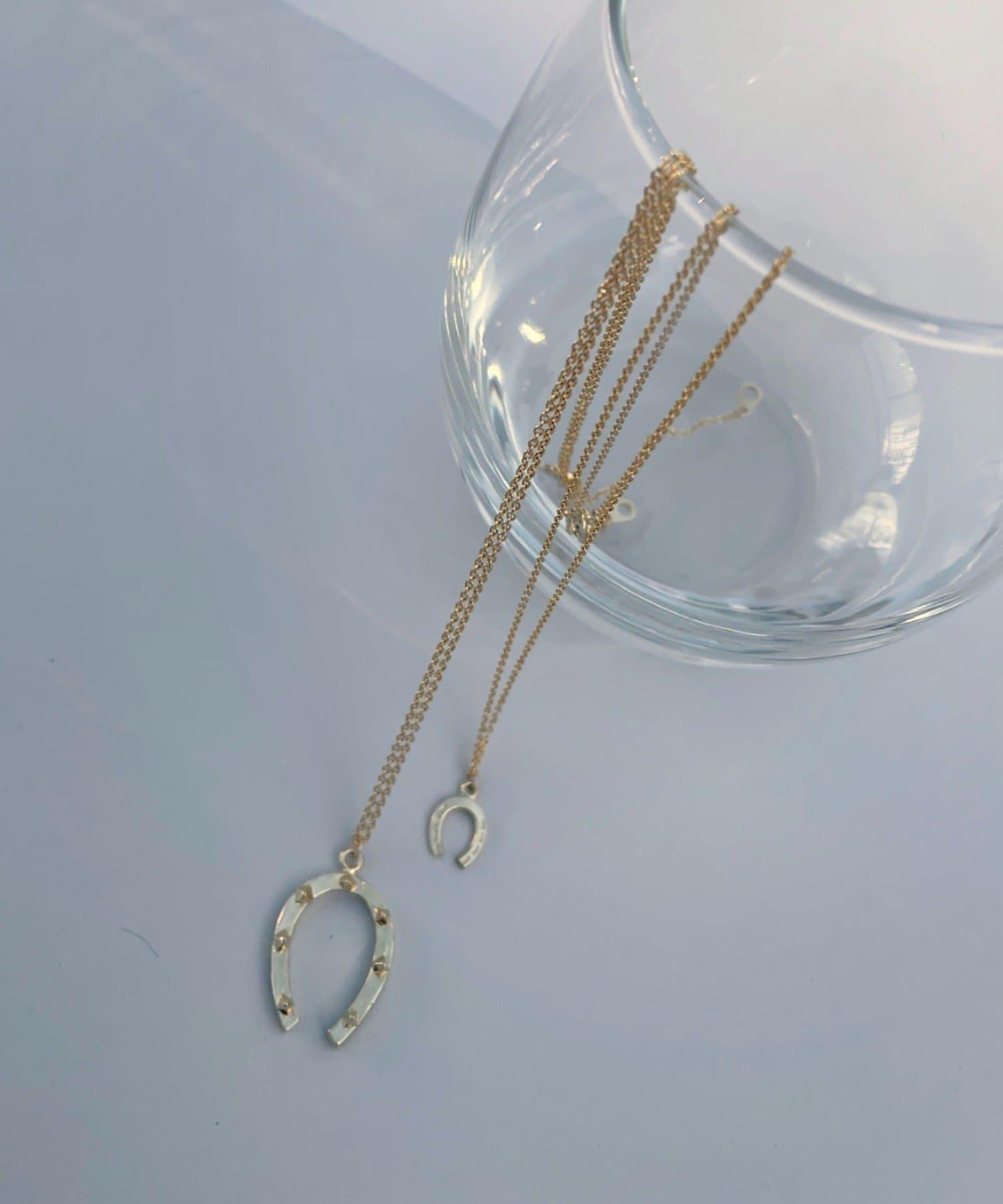 mystic(ミスティック) [eau un bijou] s.hoof(necklace)