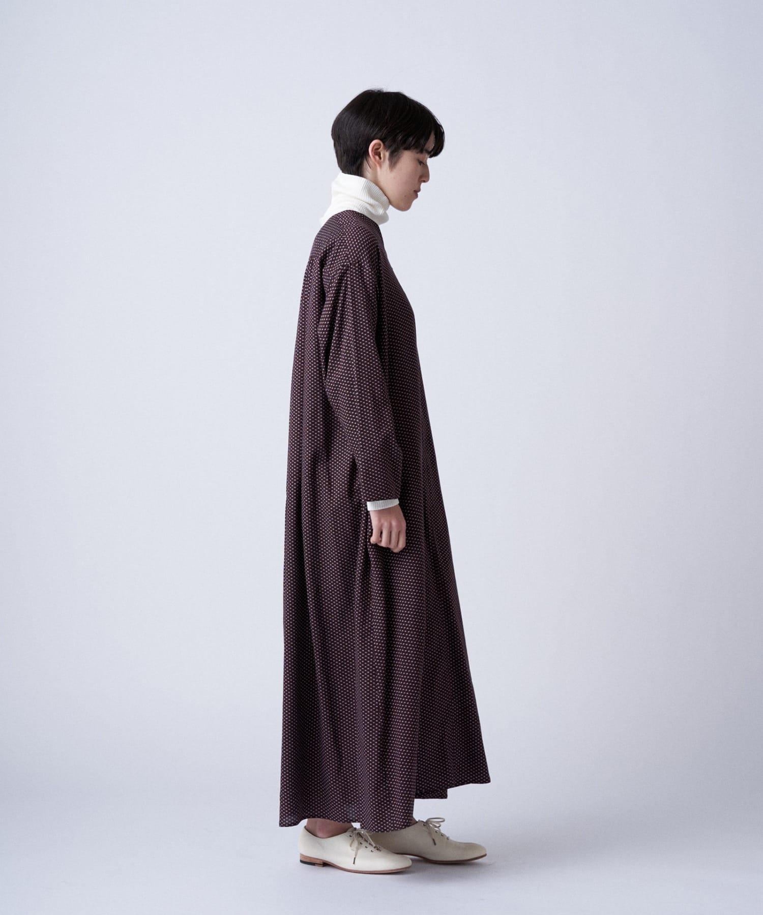 BLOOM&BRANCH(ブルームアンドブランチ) Phlannèl / Komon  Kaftan  Dress