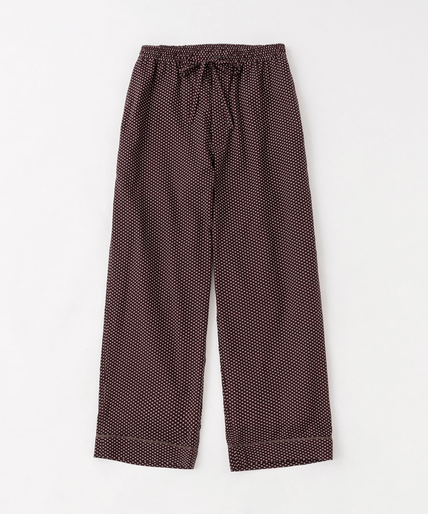 BLOOM&BRANCH(ブルームアンドブランチ) Phlannèl / Komon Pajamas Pants