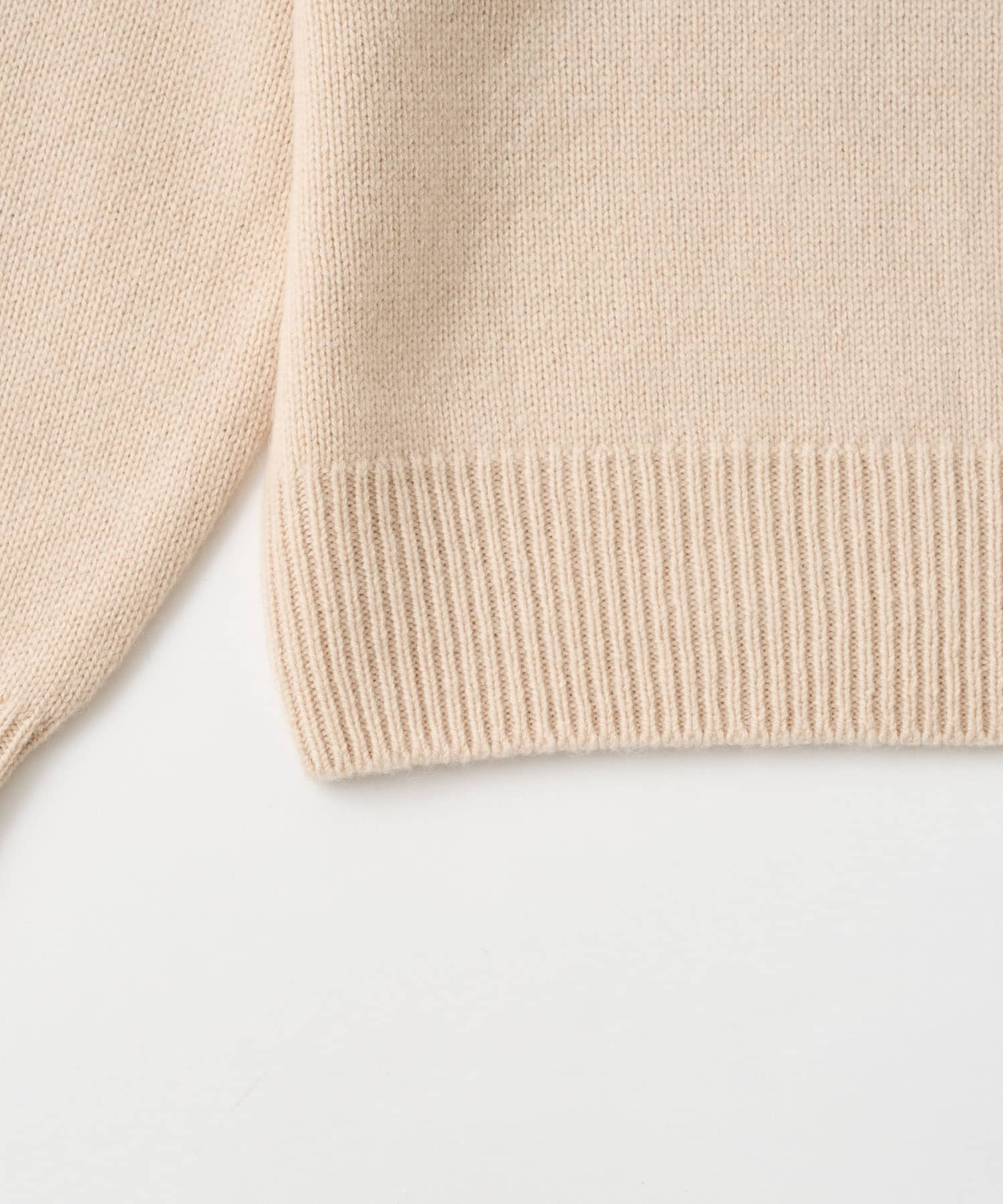 BLOOM&BRANCH(ブルームアンドブランチ) AURALEE  BABY CASHMERE KNIT P/O