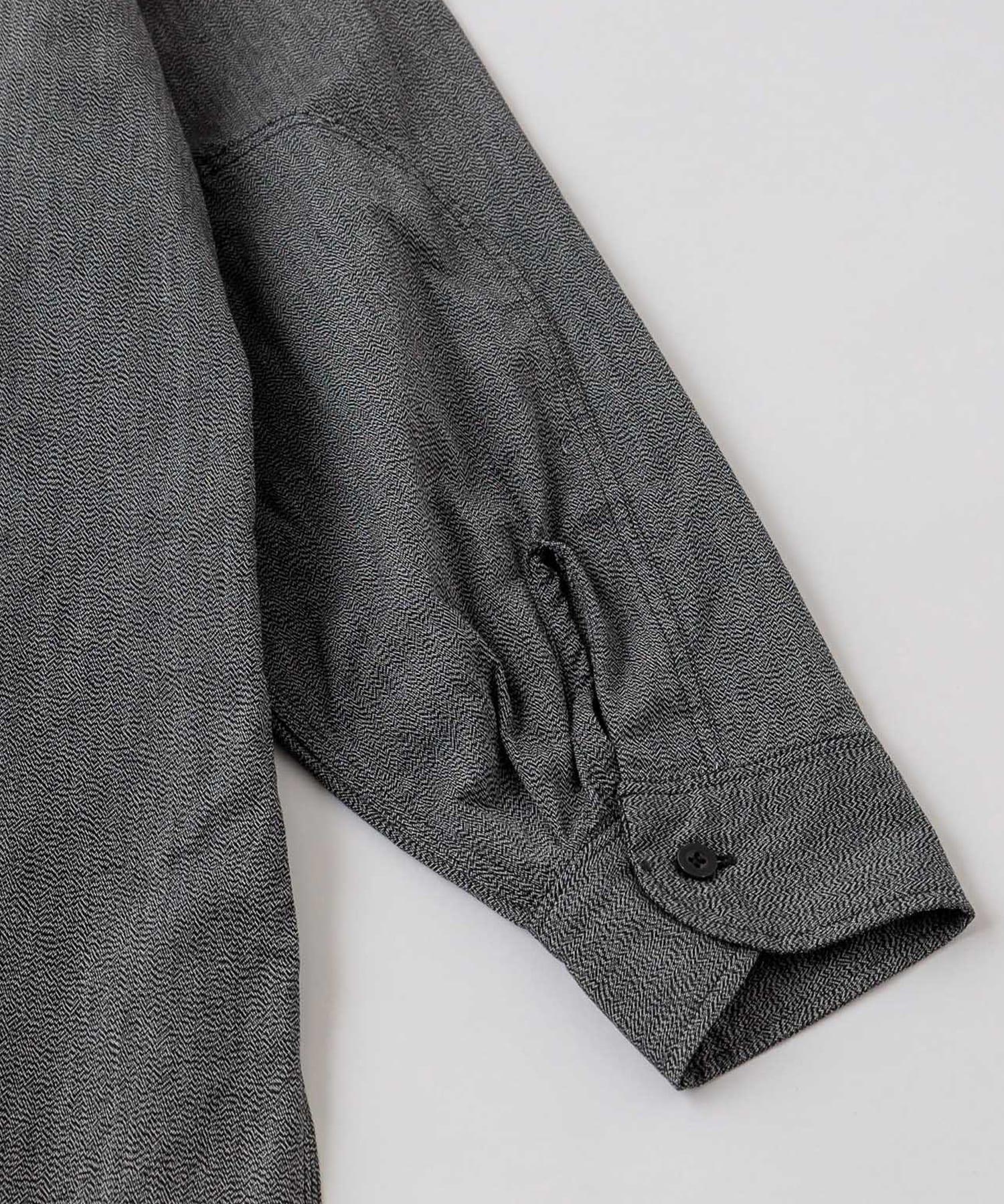 BLOOM&BRANCH(ブルームアンドブランチ) blurhms / Classic Chambray Work Shirt