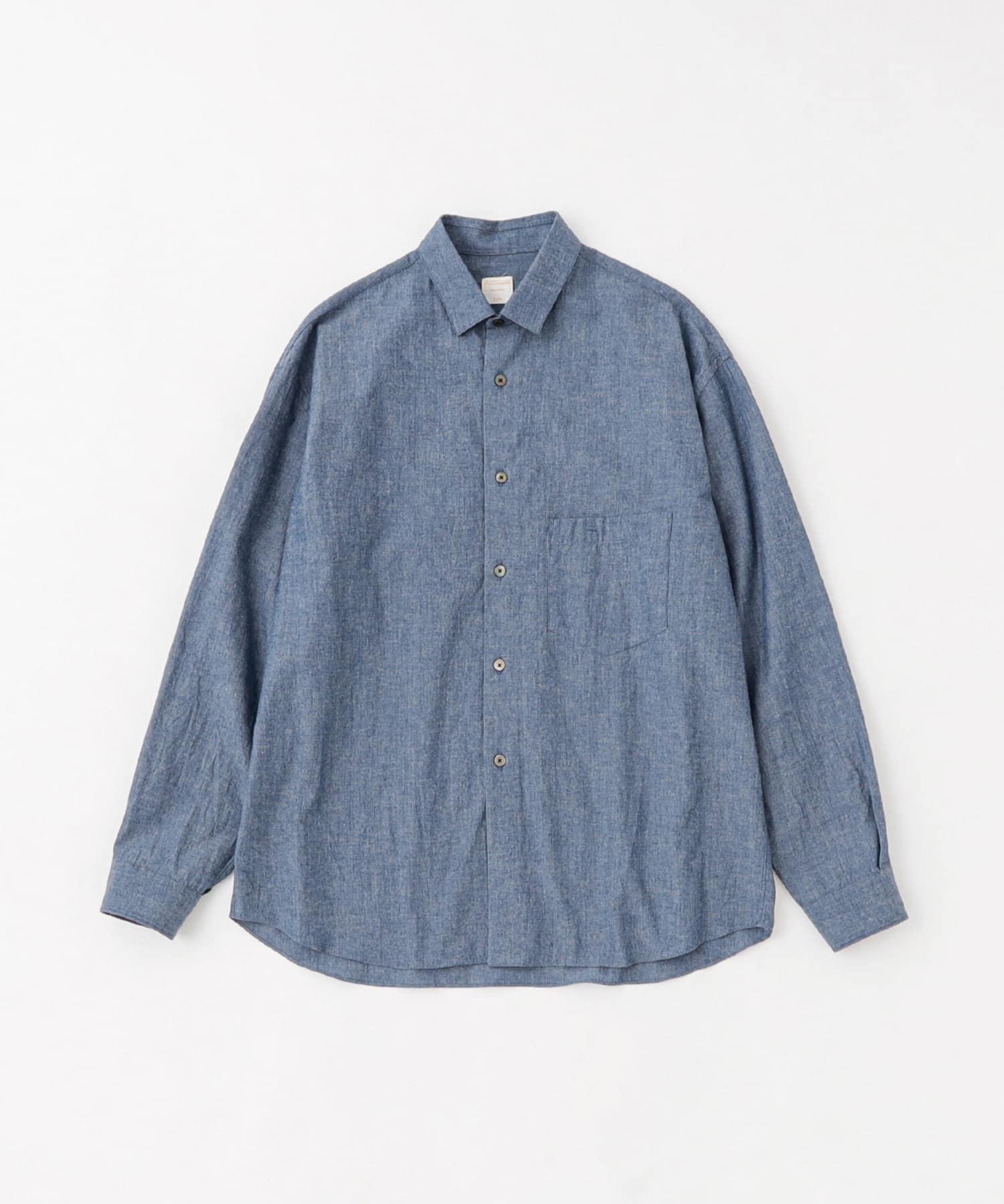 BLOOM&BRANCH(ブルームアンドブランチ) PHLANNÈL SOL / Landscape Shirt