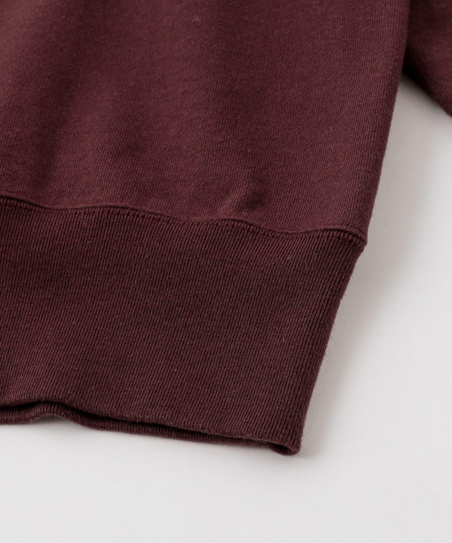 BLOOM&BRANCH(ブルームアンドブランチ) PHLANNÈL SOL / mens Suvin Cotton Sweat