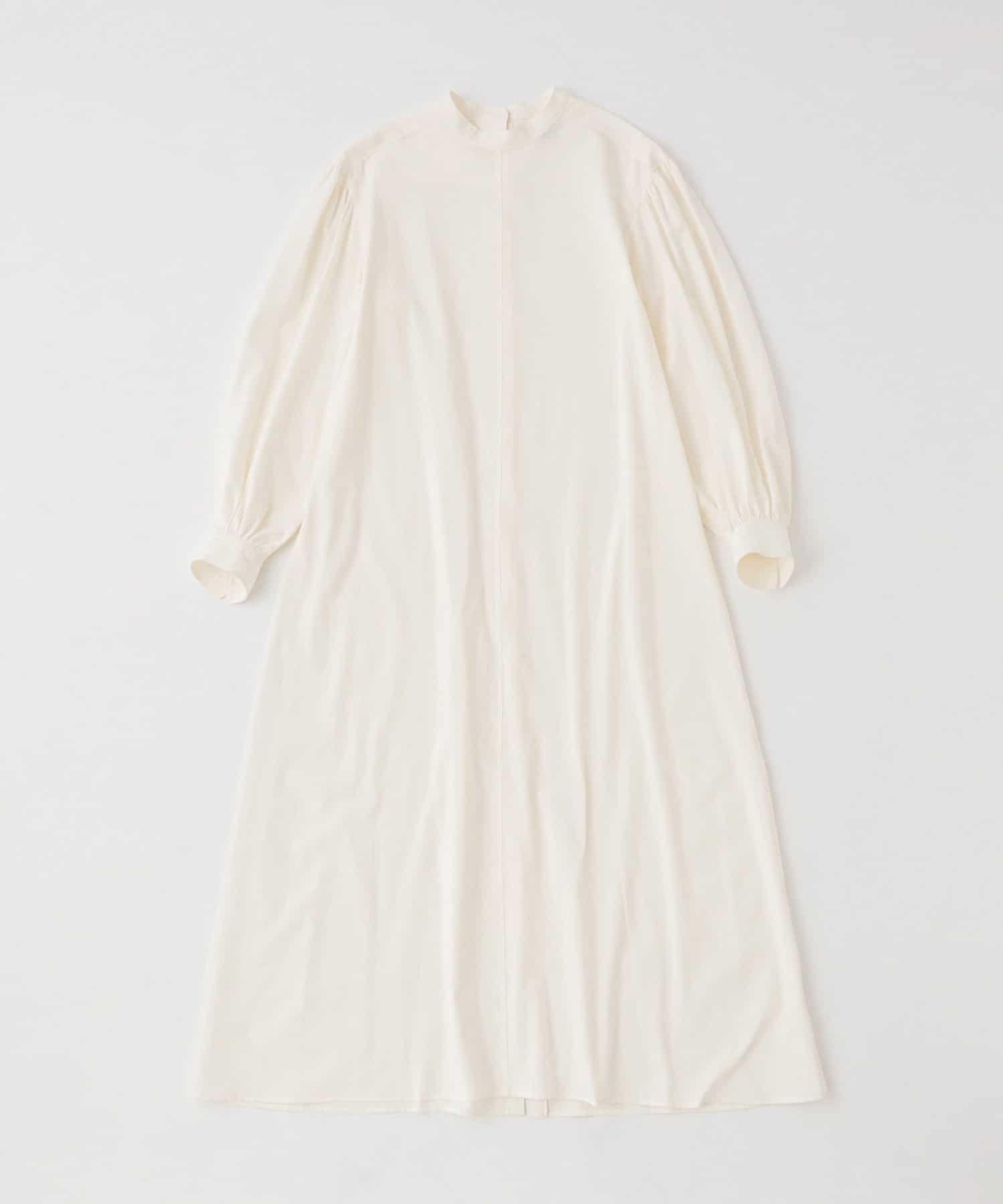 BLOOM&BRANCH(ブルームアンドブランチ) Phlannèl / Basket Weave Maxi Dress