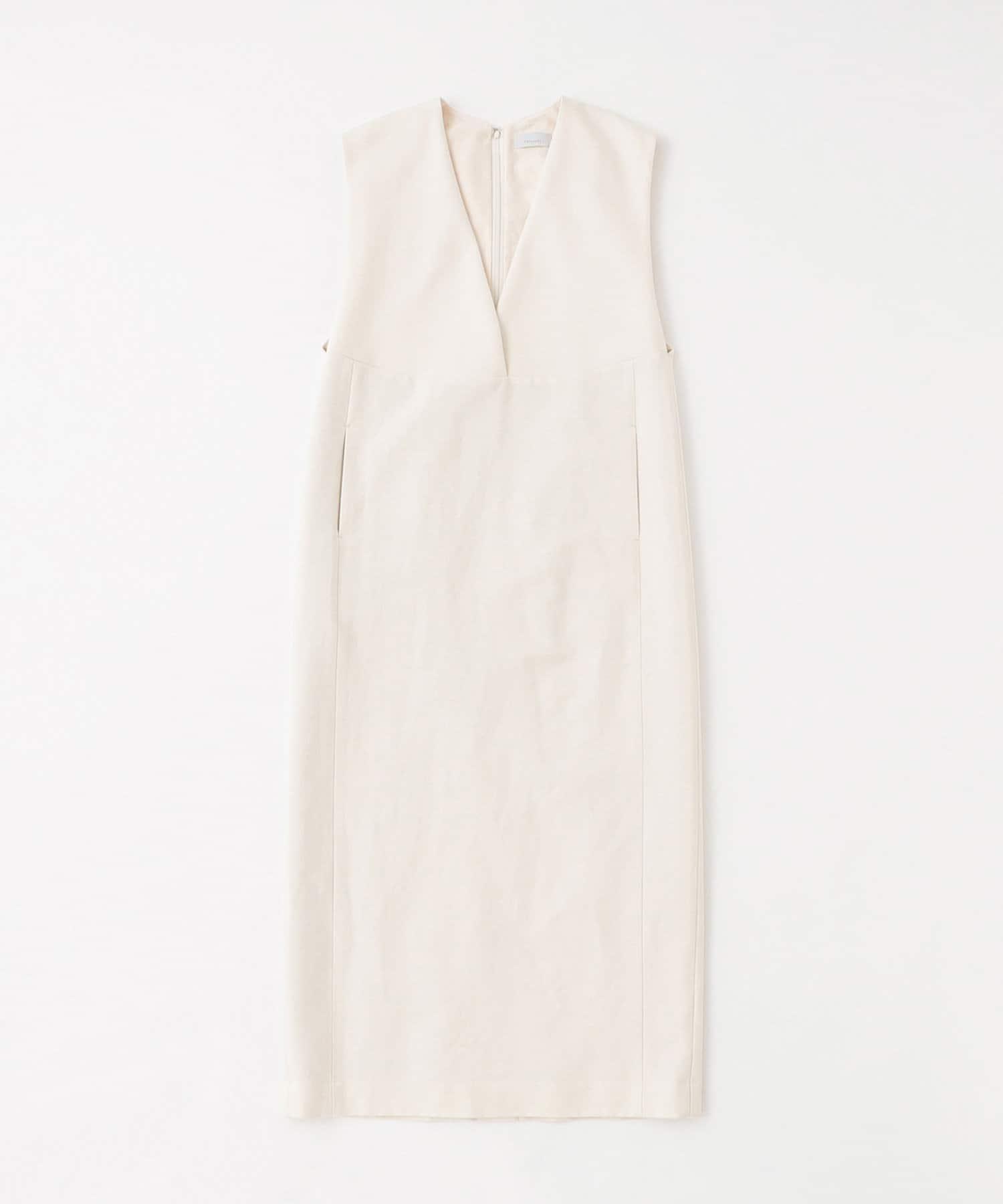 BLOOM&BRANCH(ブルームアンドブランチ) Phlannèl / Waistcoat Dress