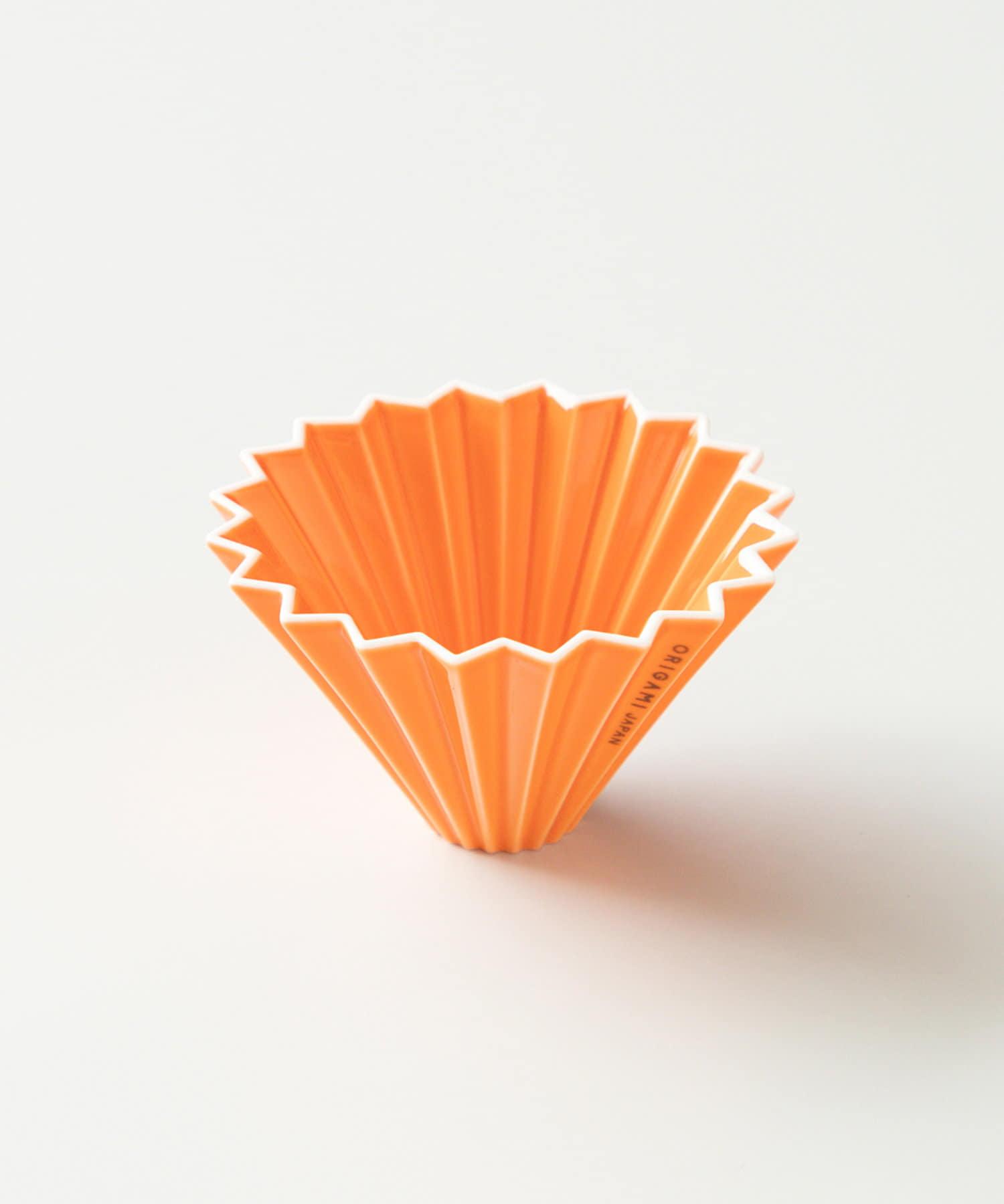 CIAOPANIC TYPY(チャオパニックティピー) ライフスタイル 【ORIGAMI/オリガミ】ドリッパーS オレンジ