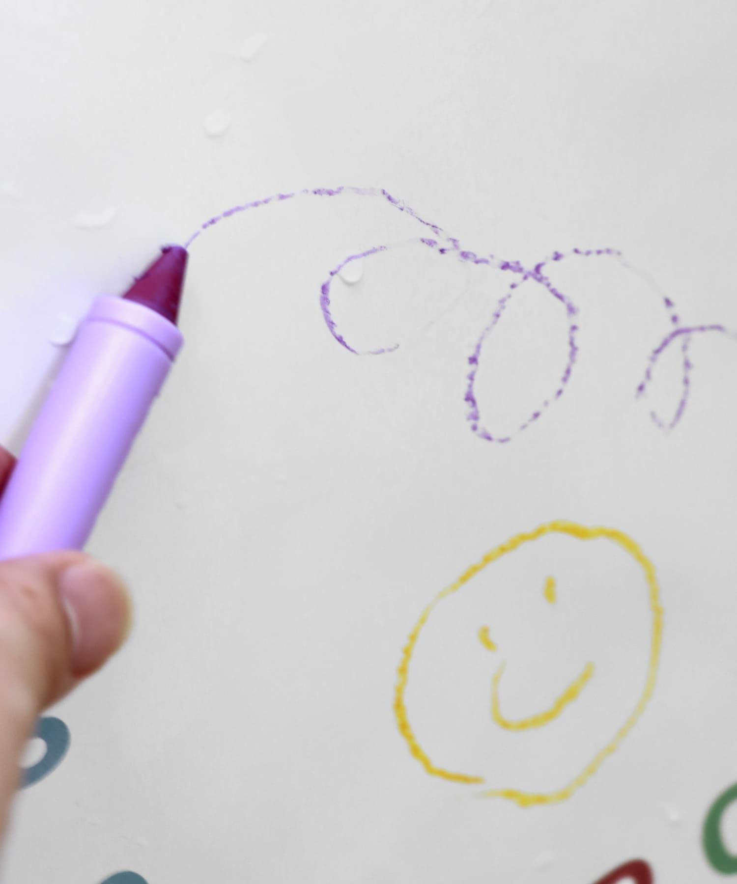3COINS(スリーコインズ) おふろお絵描きシート