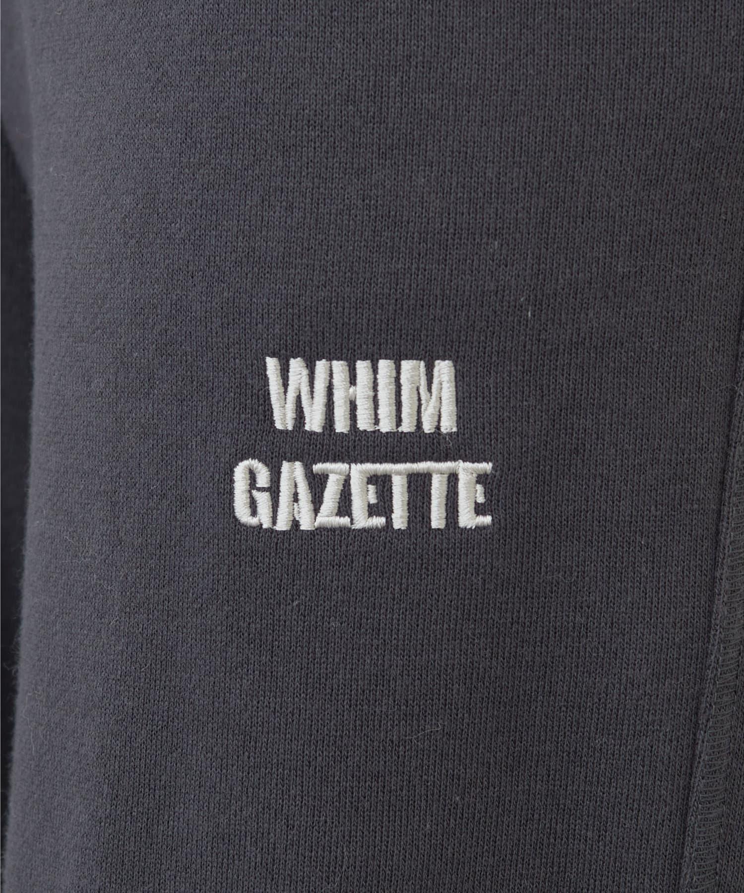 Whim Gazette(ウィム ガゼット) 《WEB限定》ROGOスェットパンツ