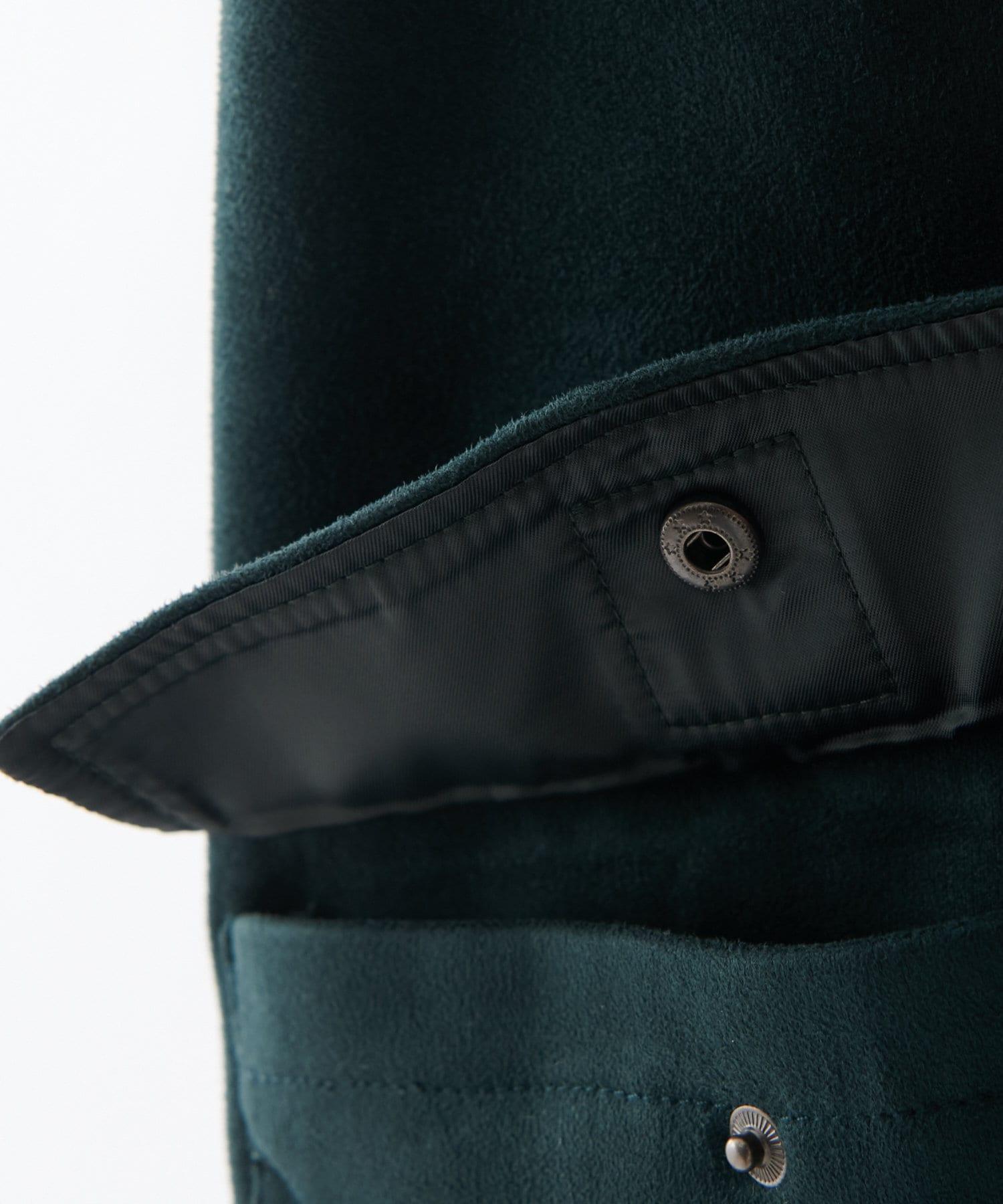 CIAOPANIC(チャオパニック) フェイクスウェードタンカースジャケット