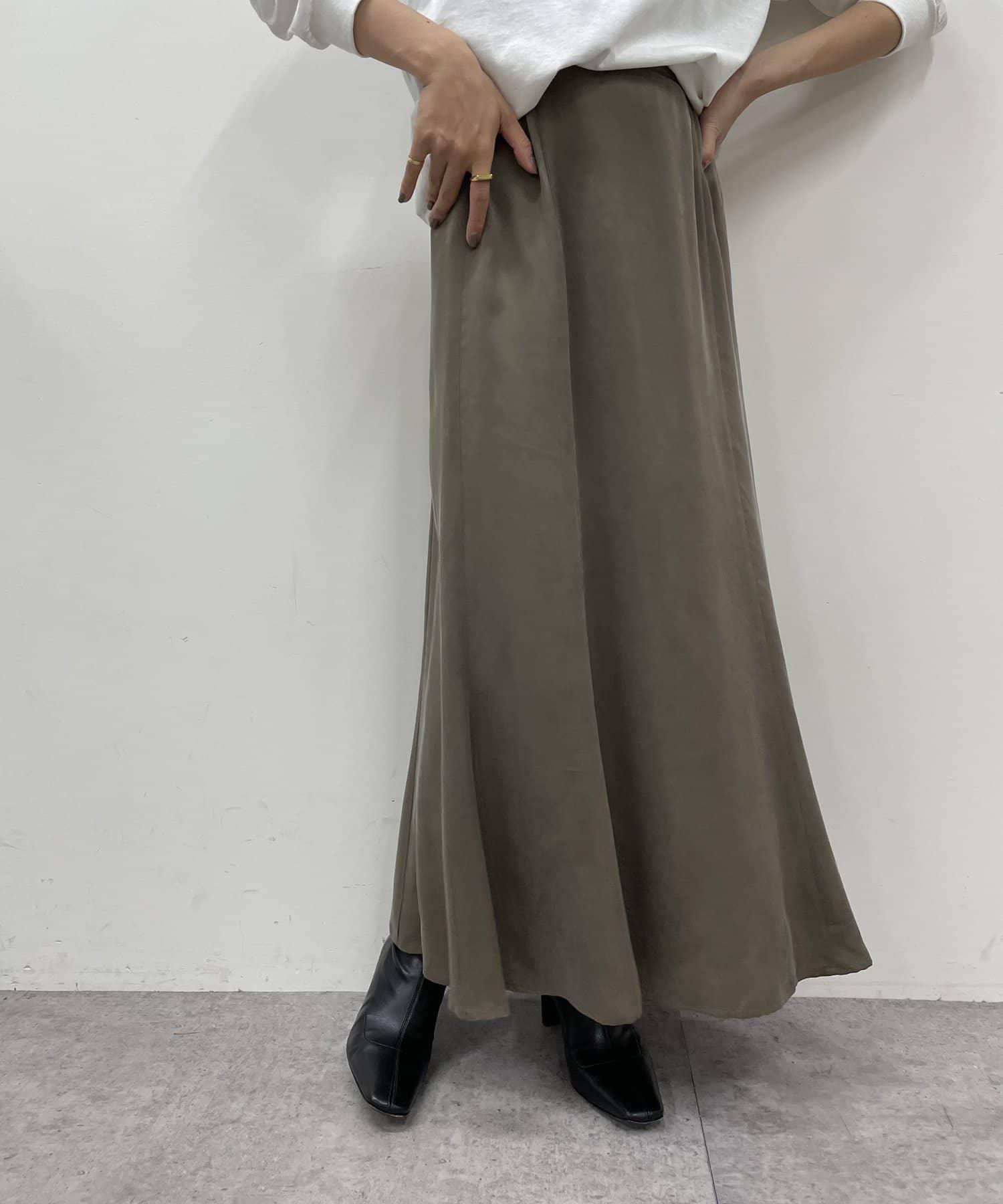 Loungedress(ラウンジドレス) フィブリルマキシスカート