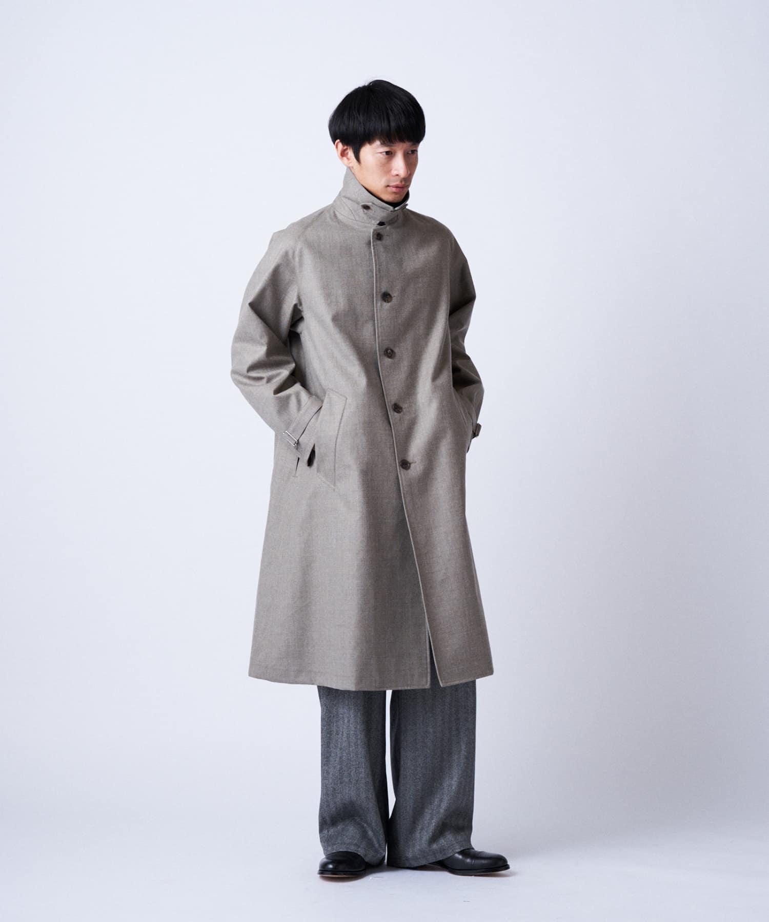 BLOOM&BRANCH(ブルームアンドブランチ) PHLANNÈL SOL /  mens Motorcycle Coat